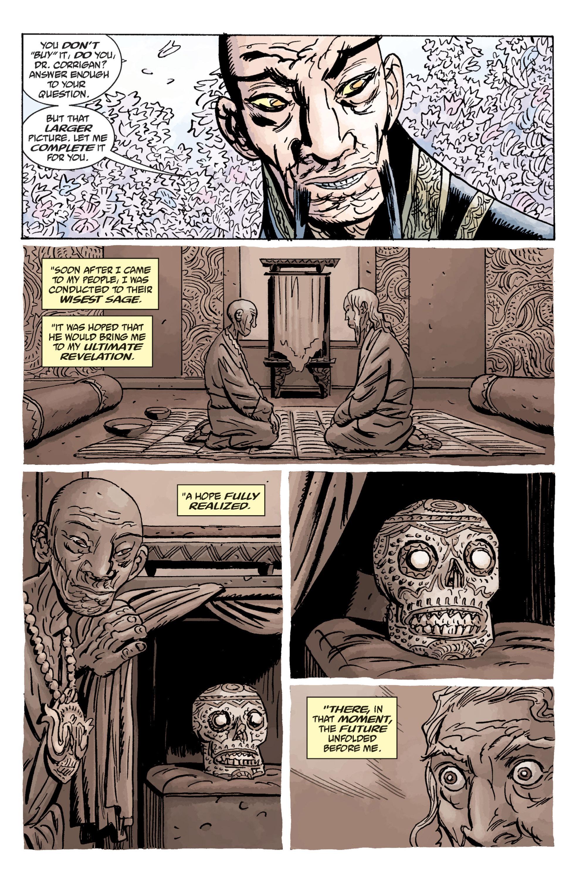 Read online B.P.R.D. (2003) comic -  Issue # TPB 11 - 99