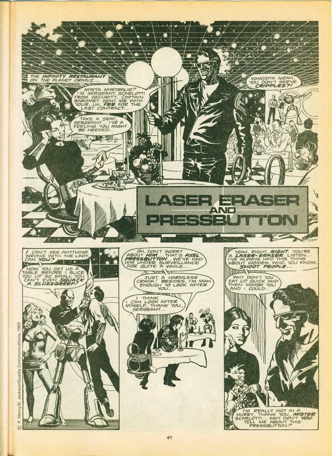 Warrior Issue #4 #5 - English 47