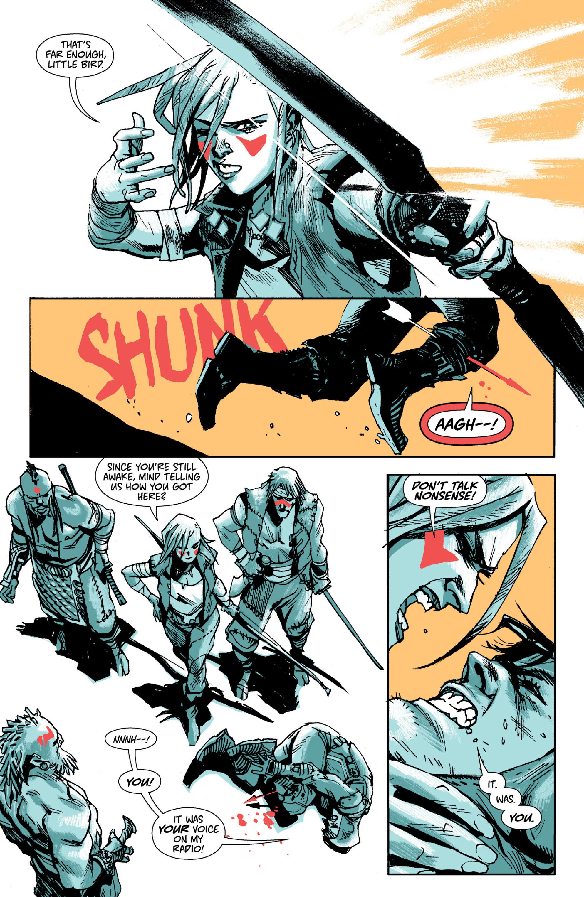 Read online Ei8ht comic -  Issue # TPB - 19