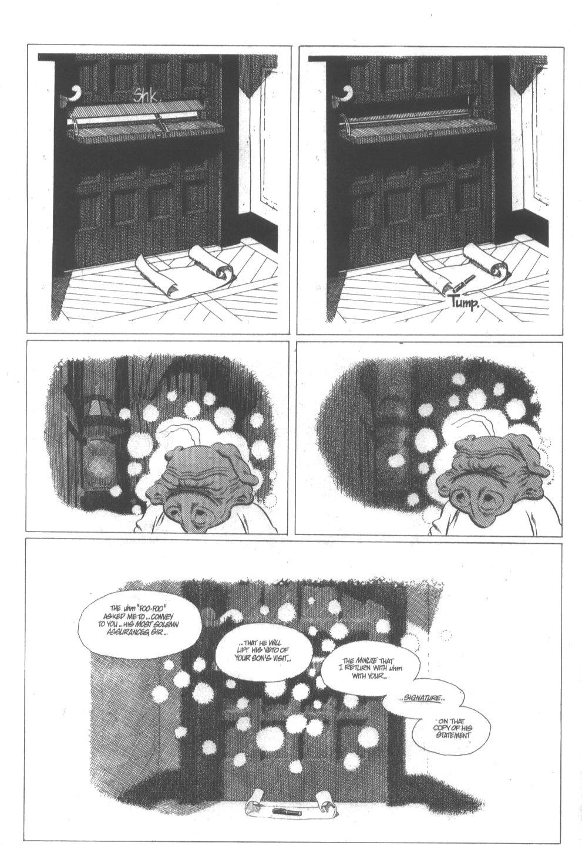 Cerebus Issue #296 #294 - English 22