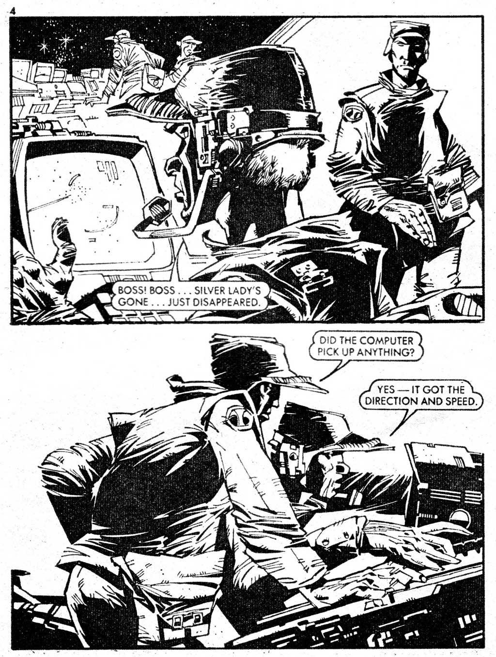 Starblazer issue 71 - Page 4