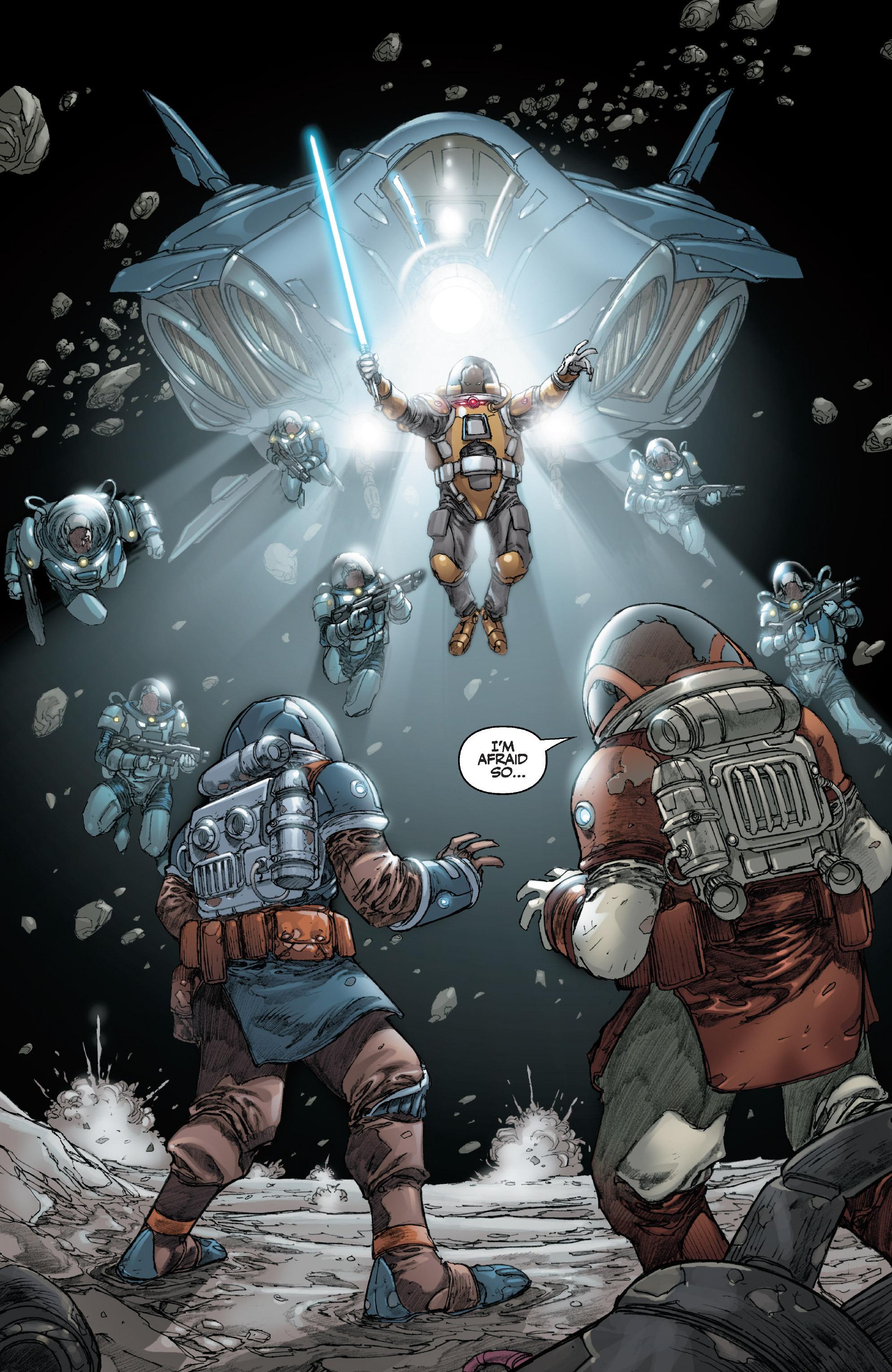 Read online Star Wars Omnibus comic -  Issue # Vol. 29 - 100
