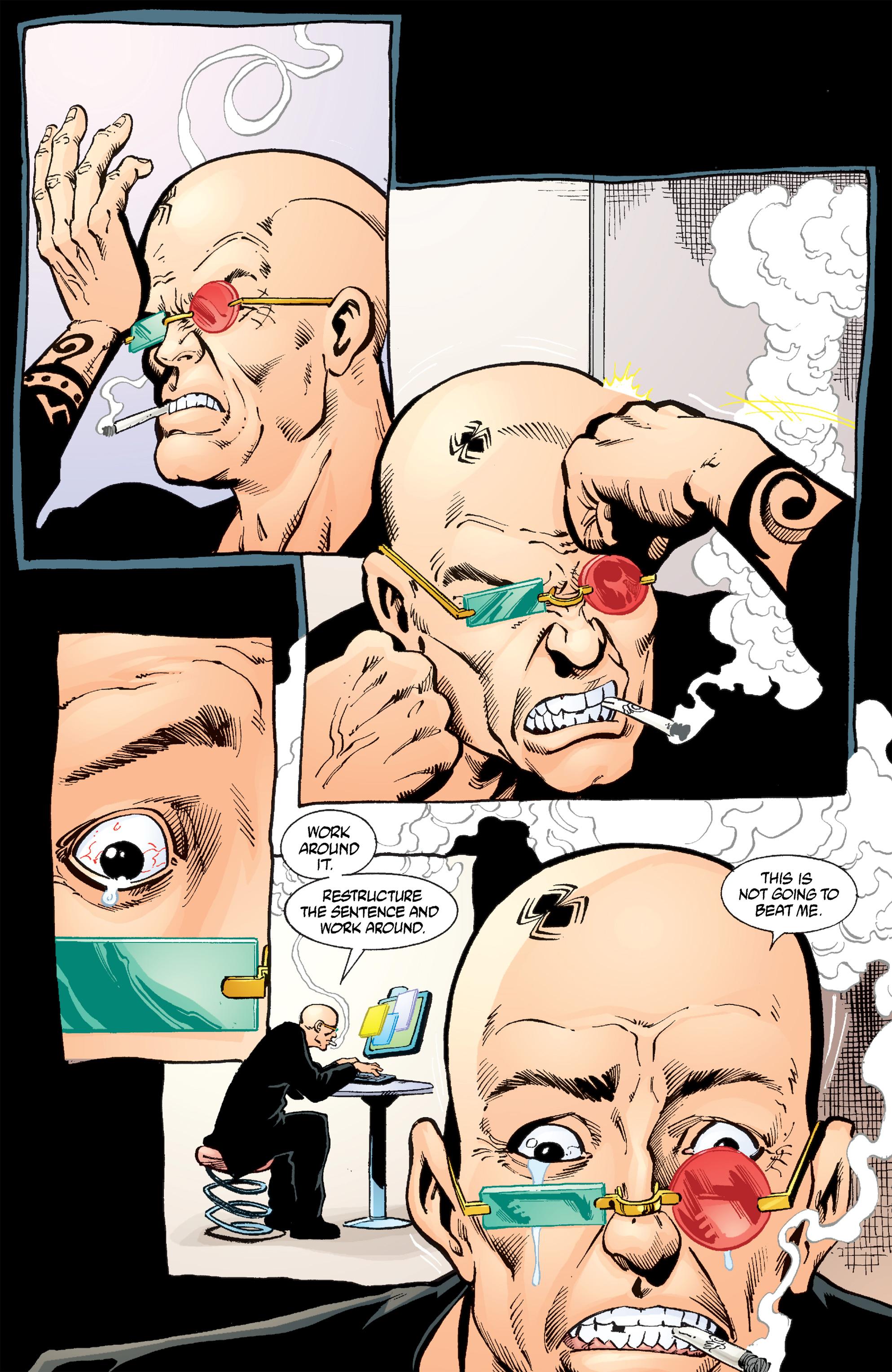 Read online Transmetropolitan comic -  Issue #54 - 14