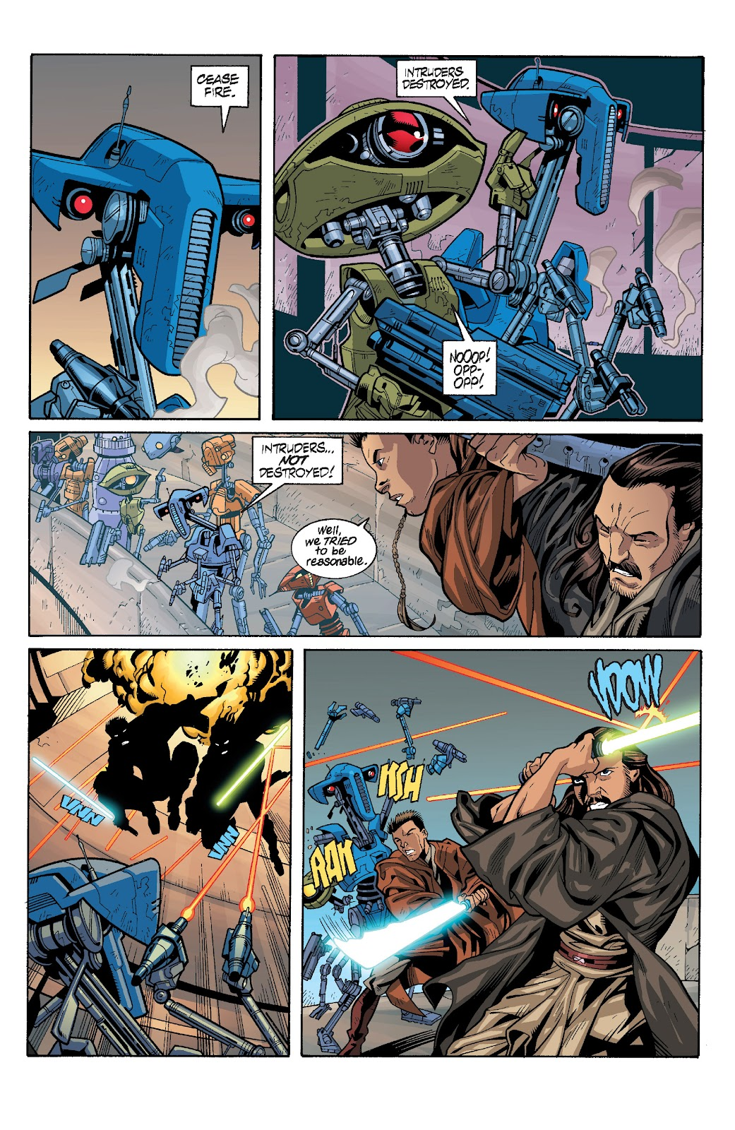 Read online Star Wars Legends: Rise of the Sith - Epic Collection comic -  Issue # TPB 1 (Part 3) - 99