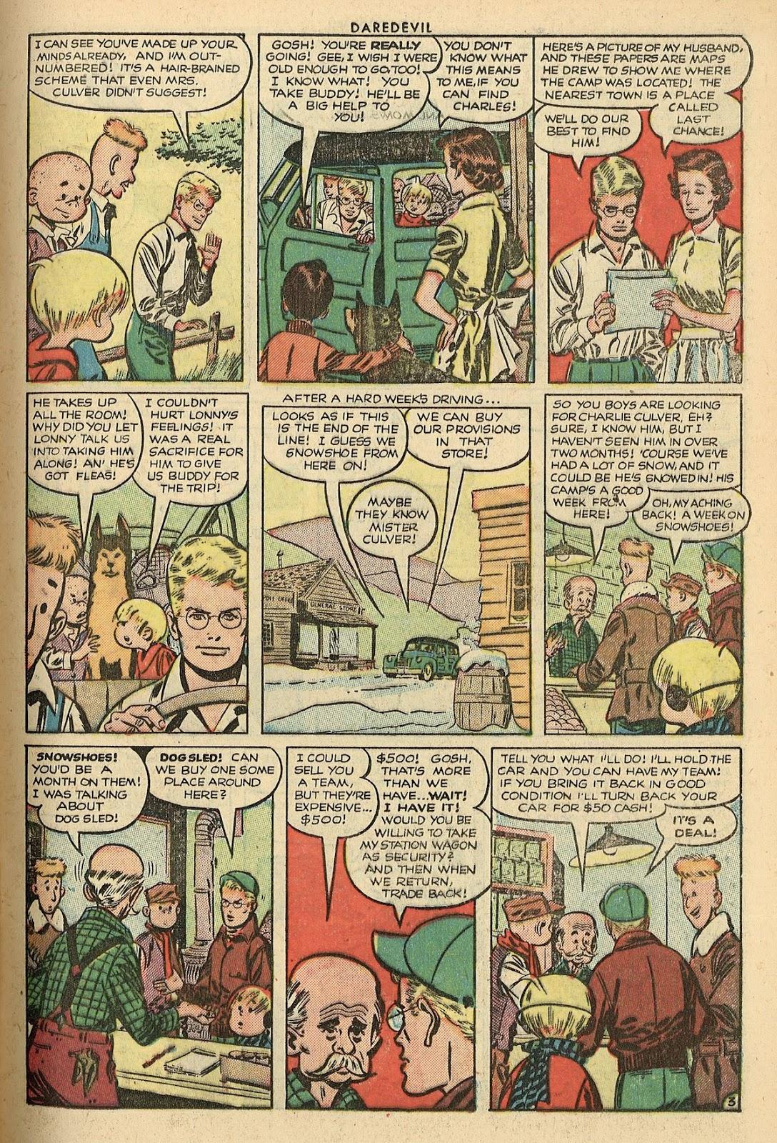 Daredevil (1941) issue 101 - Page 5