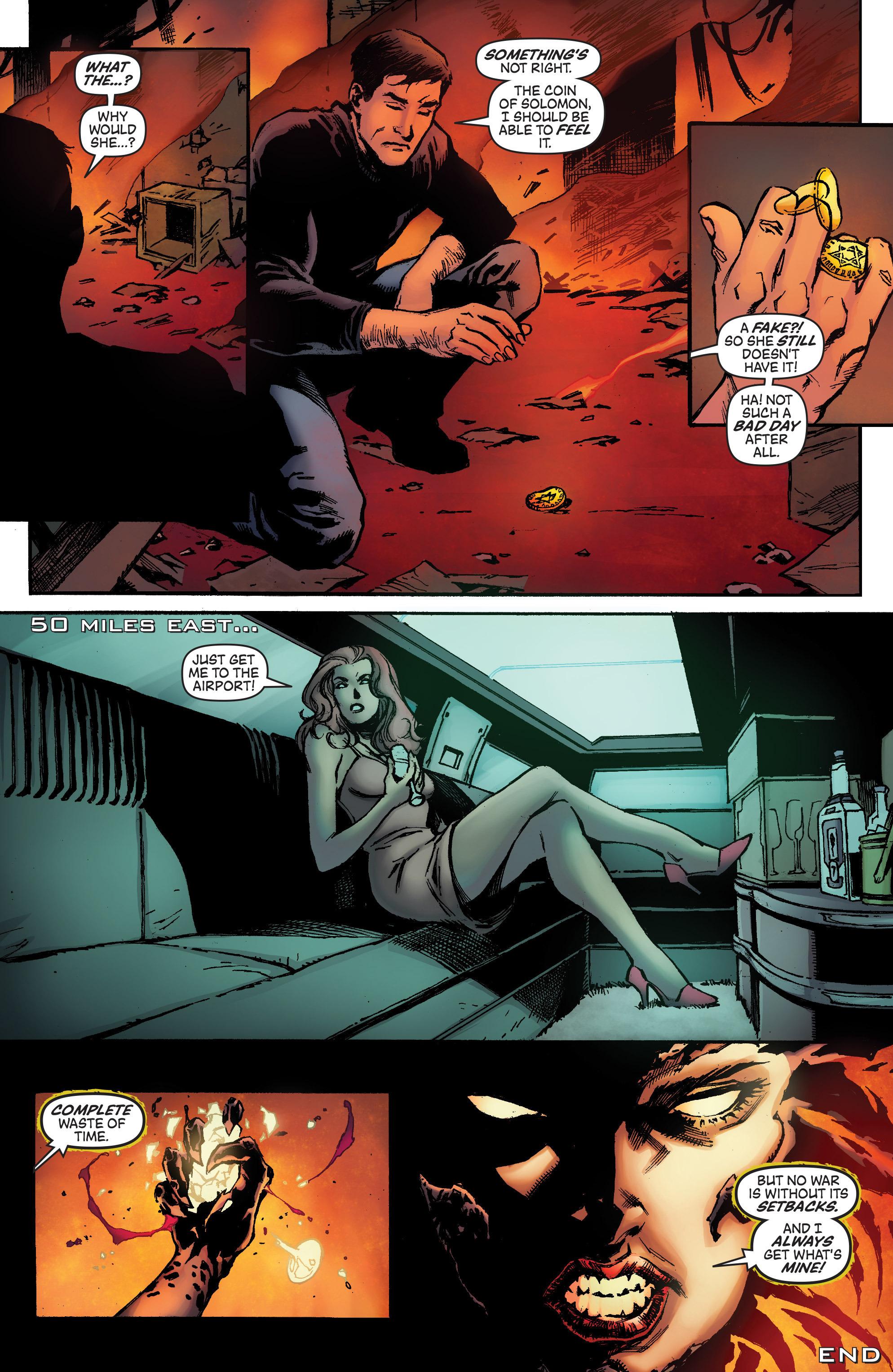 Read online IXth Generation Hidden Files comic -  Issue #1 - 29