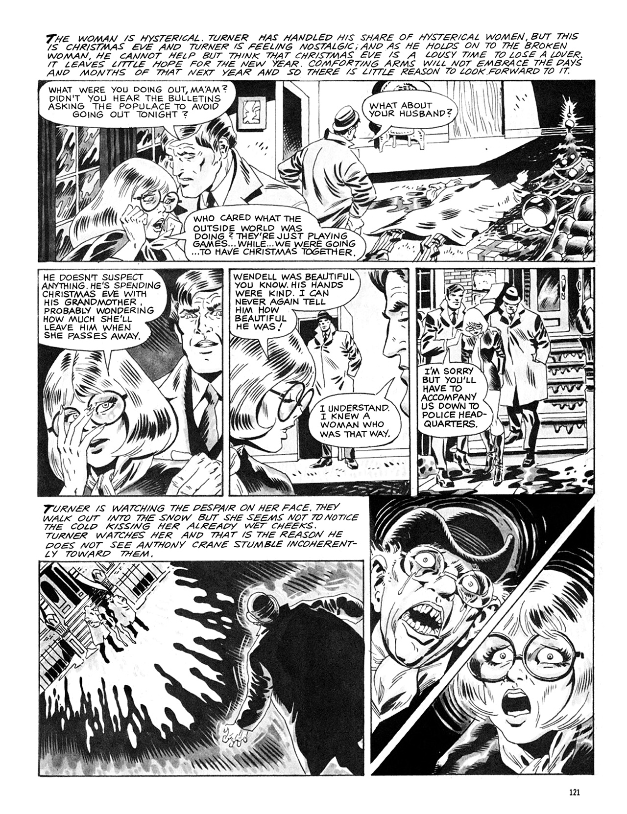 Read online Eerie Archives comic -  Issue # TPB 8 - 122
