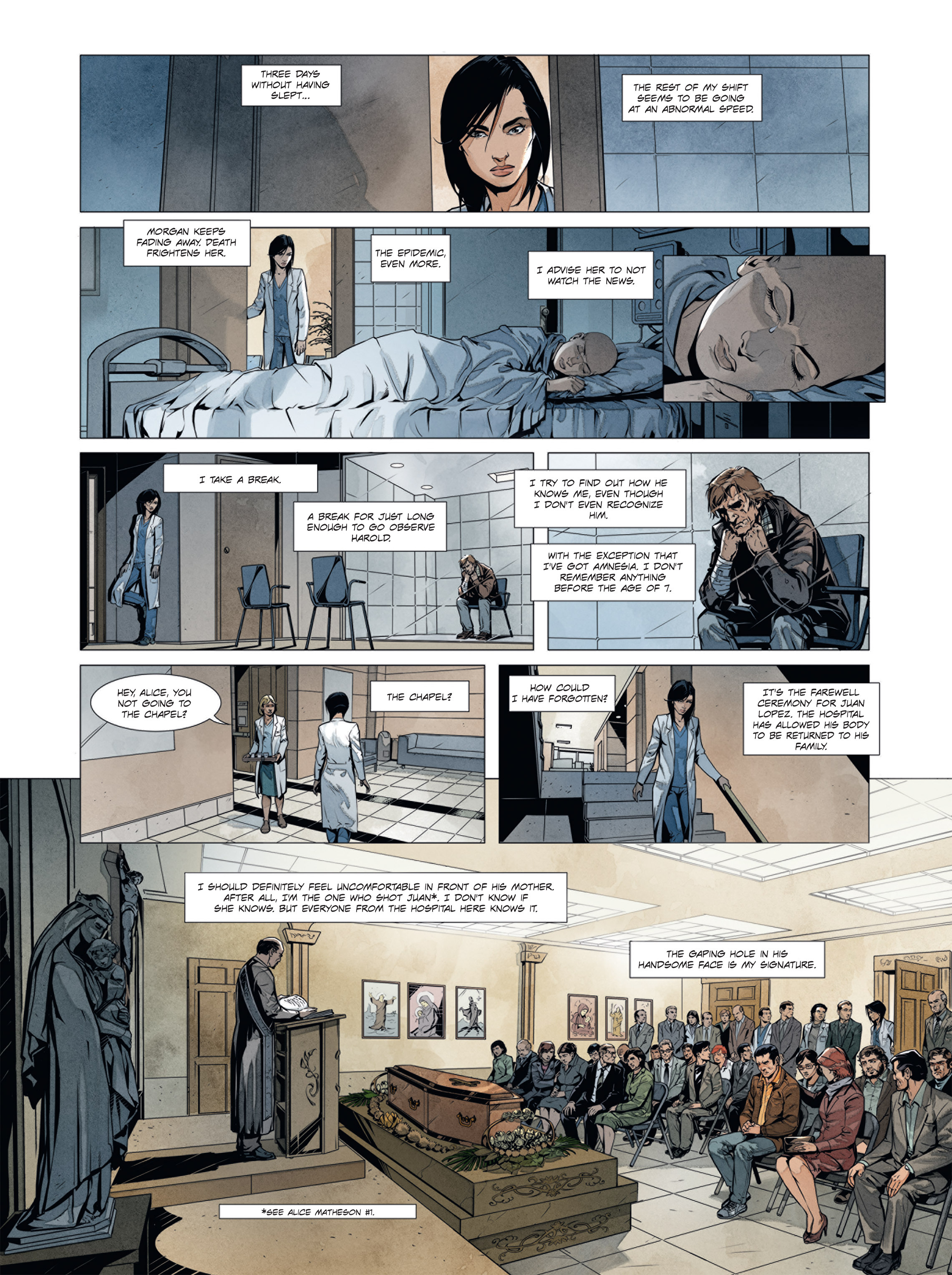 Read online Alice Matheson comic -  Issue #2.2 - 4