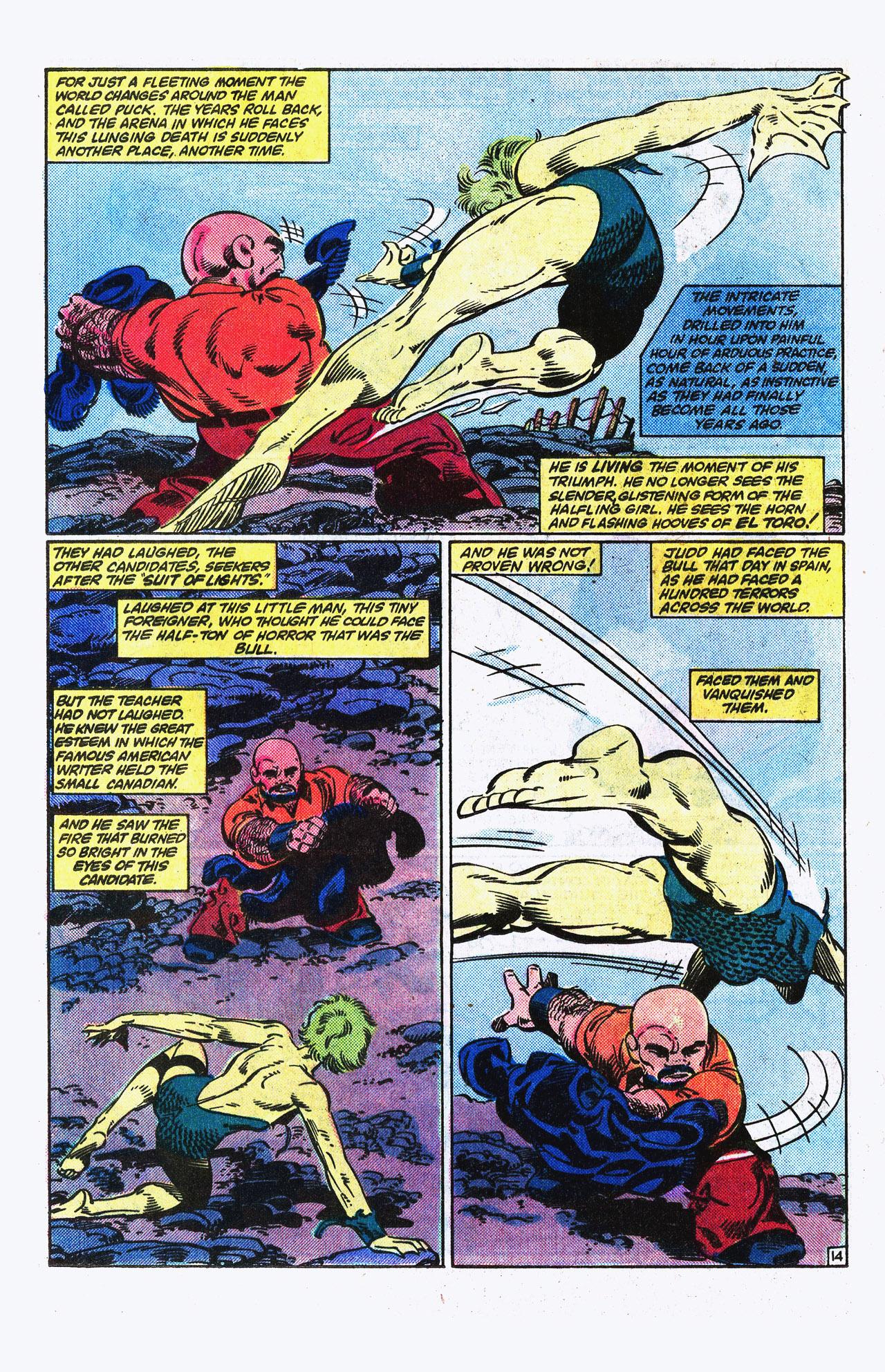 Read online Alpha Flight (1983) comic -  Issue #15 - 15