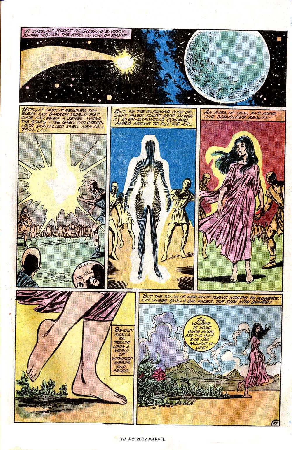 Read online Silver Surfer (1982) comic -  Issue # Full - 49