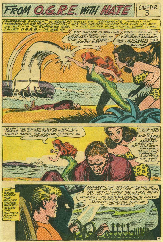 Aquaman (1962) Issue #26 #26 - English 28