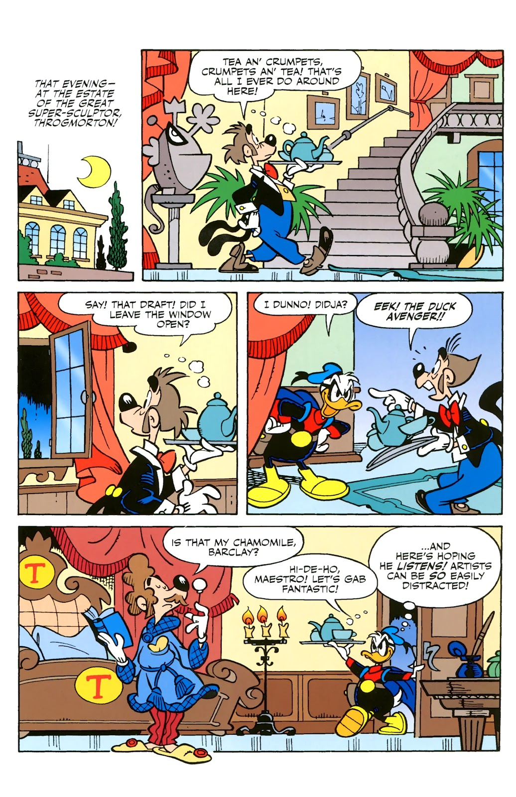 Walt Disney's Comics and Stories issue 728 - Page 23
