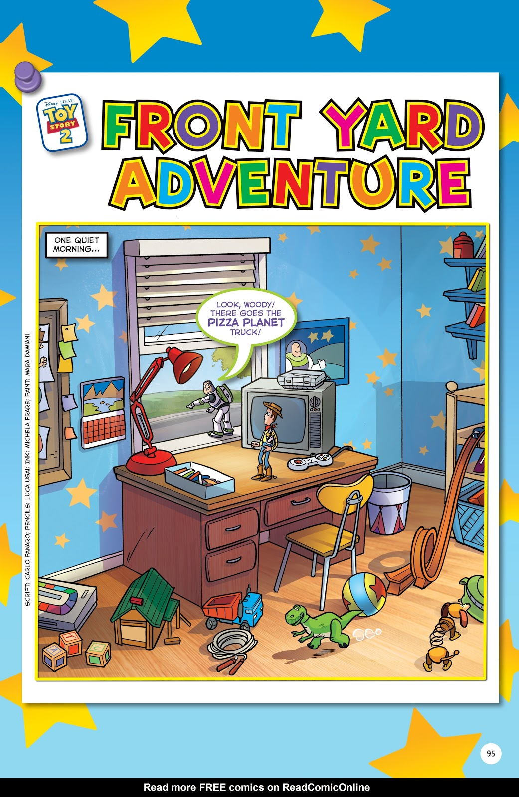 Read online DISNEY·PIXAR Toy Story Adventures comic -  Issue # TPB 1 (Part 1) - 95