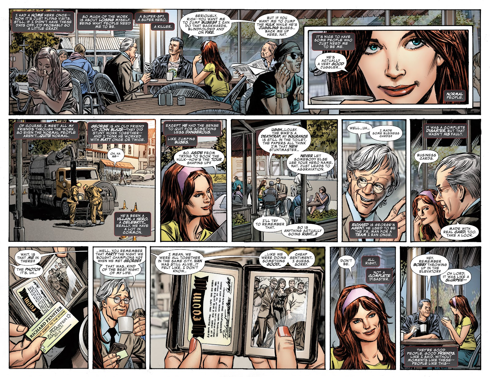 Read online Age of Ultron Companion comic -  Issue # TPB (Part 1) - 6