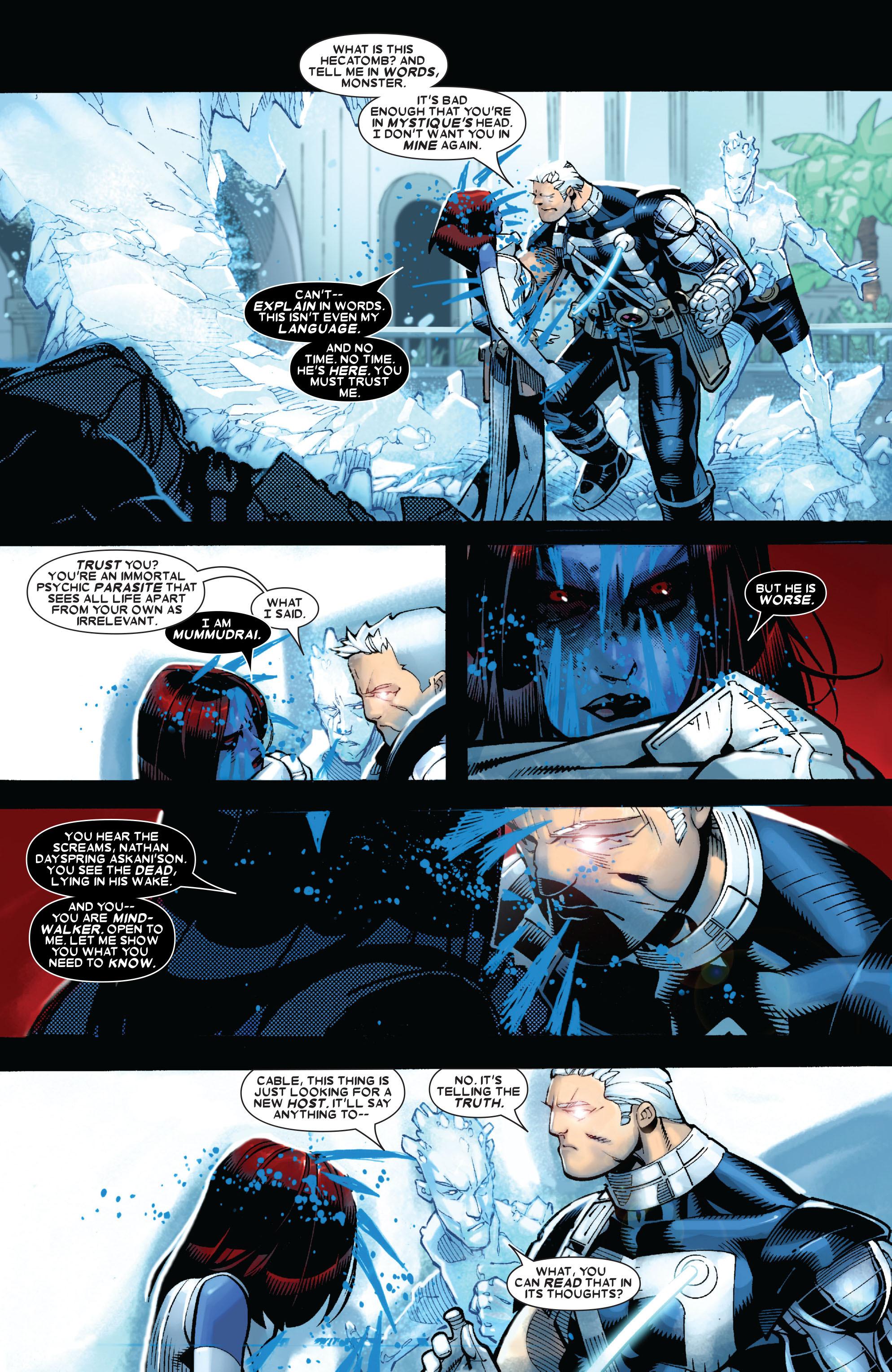 X-Men (1991) 198 Page 5