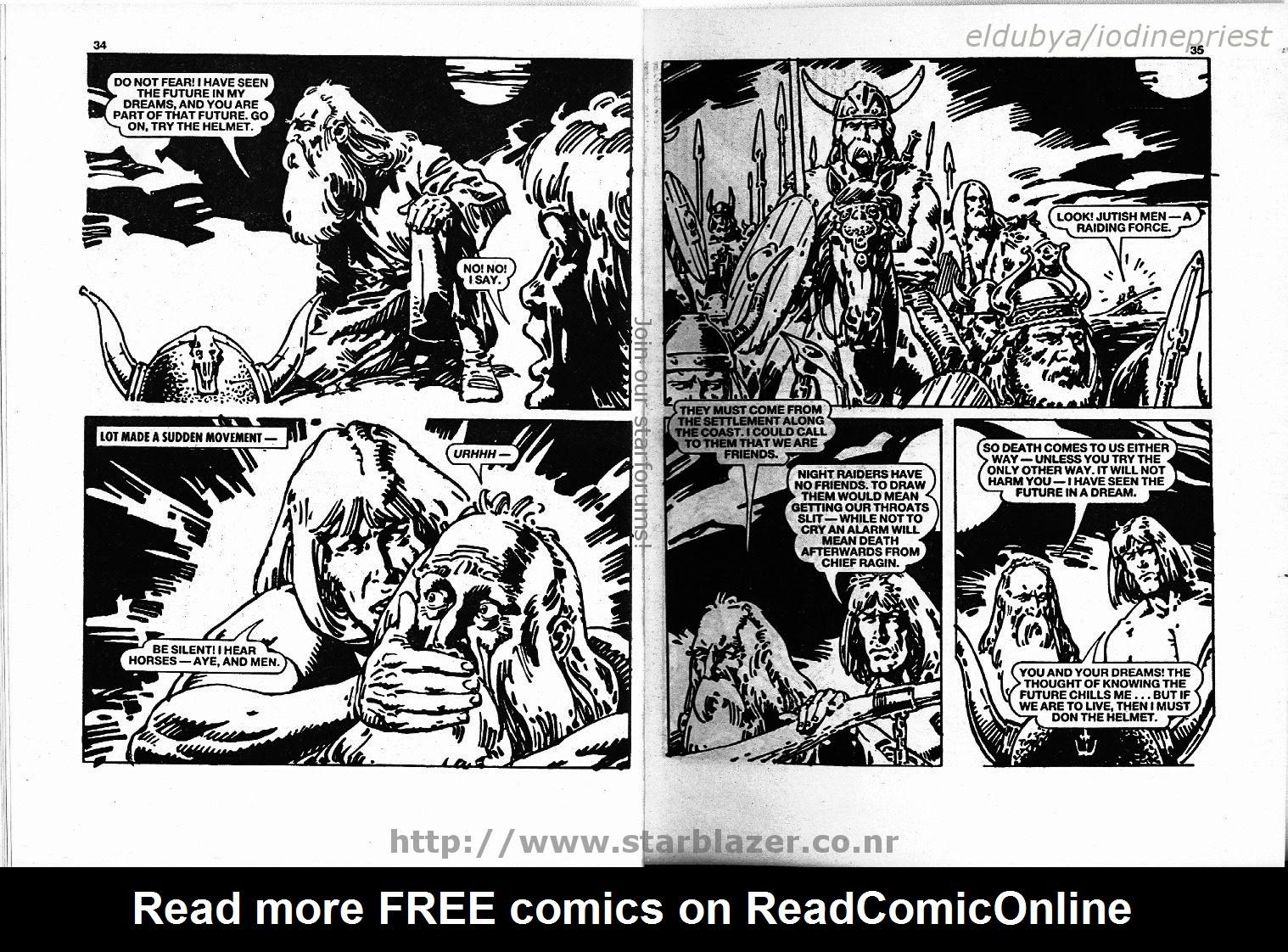 Starblazer issue 281 - Page 19