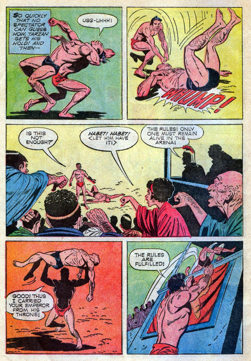Tarzan (1962) issue 195 - Page 8