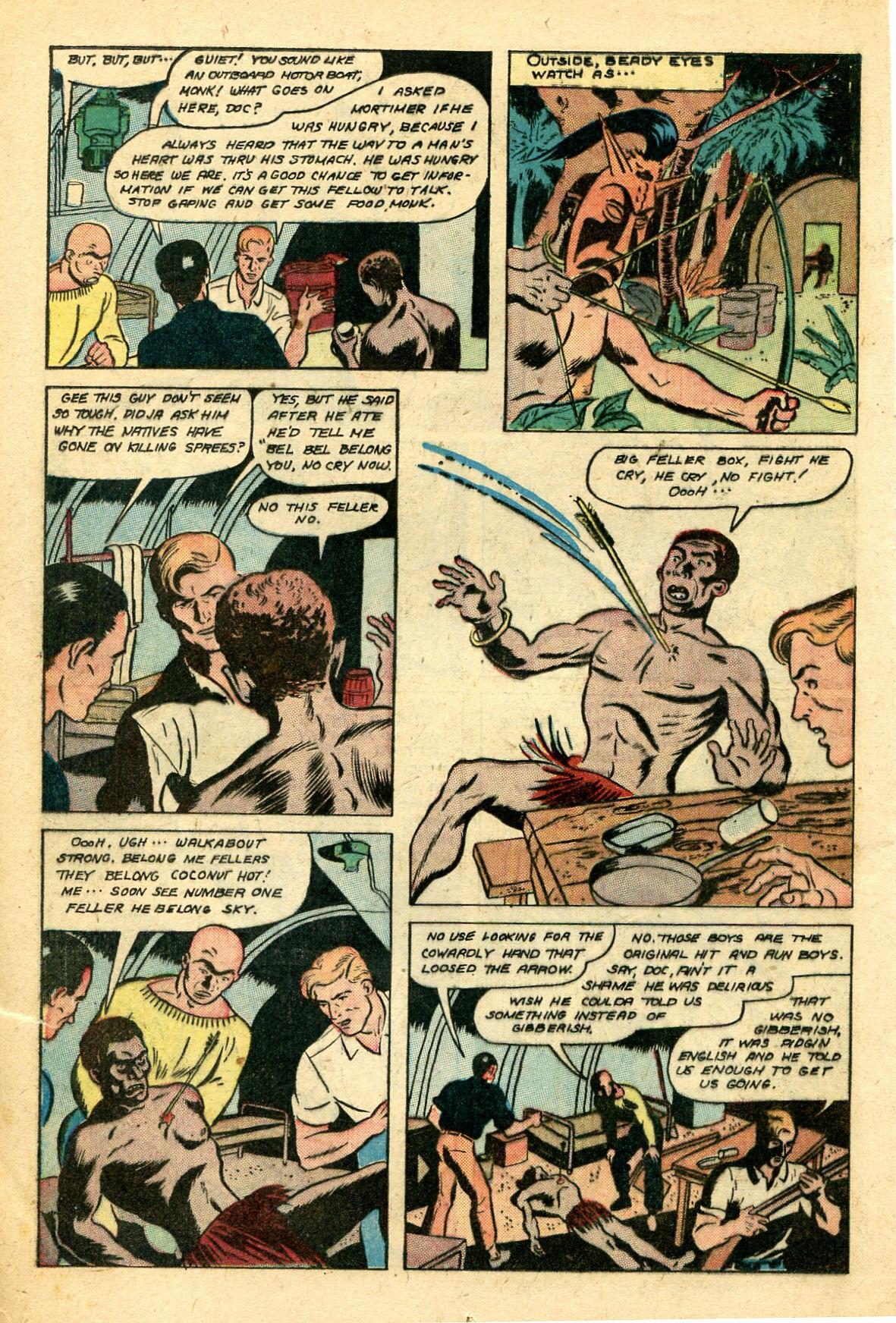 Read online Shadow Comics comic -  Issue #44 - 27
