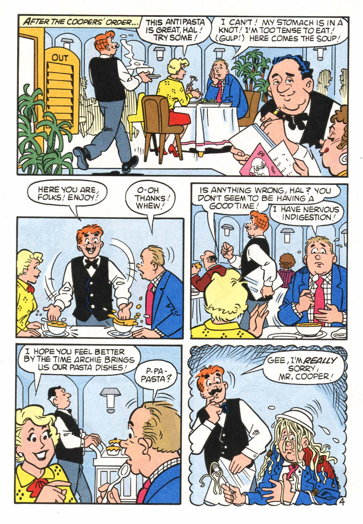 Read online Archie (1960) comic -  Issue #522 - 11