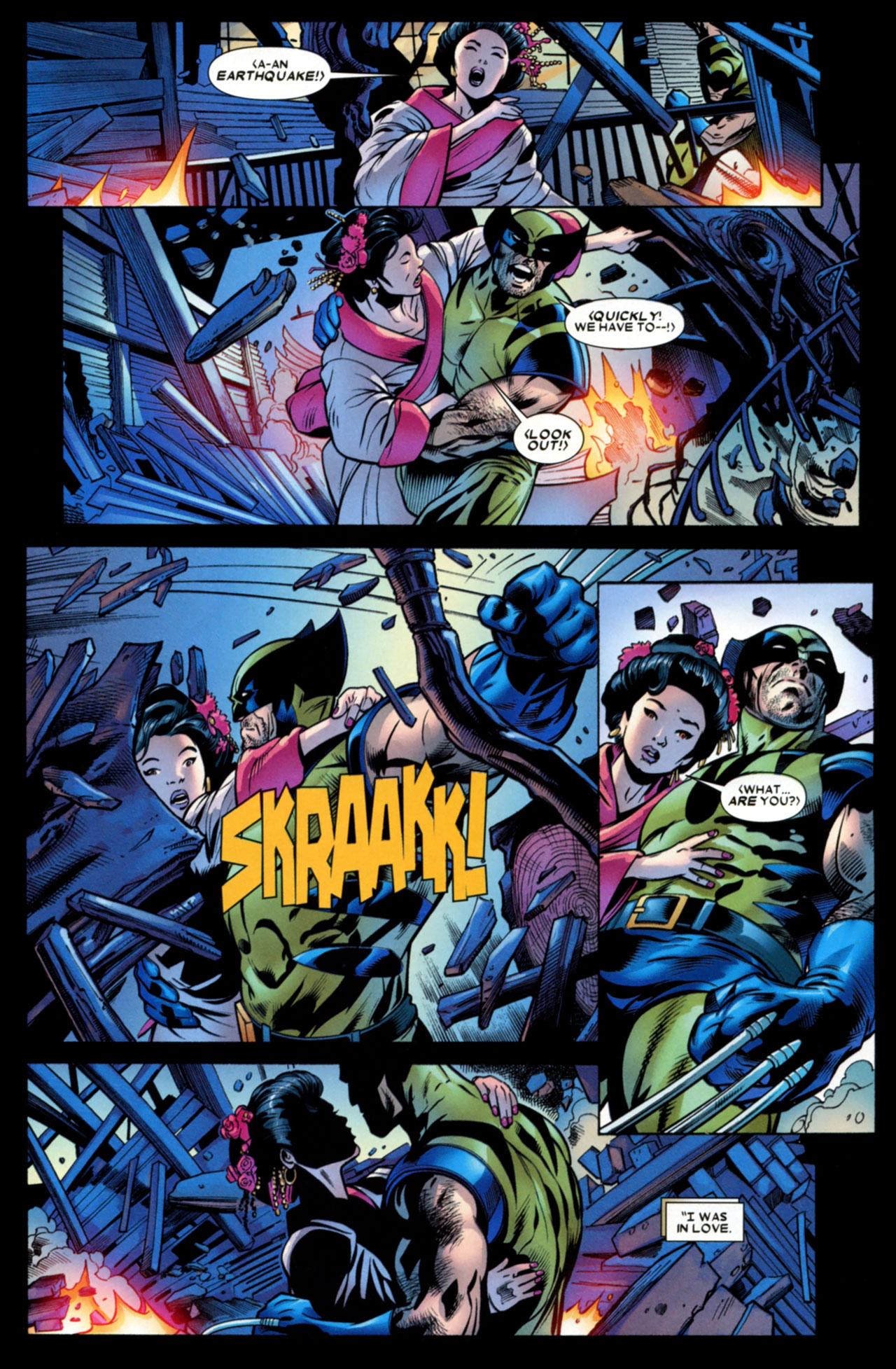 Read online Wolverine: Origins comic -  Issue #46 - 8