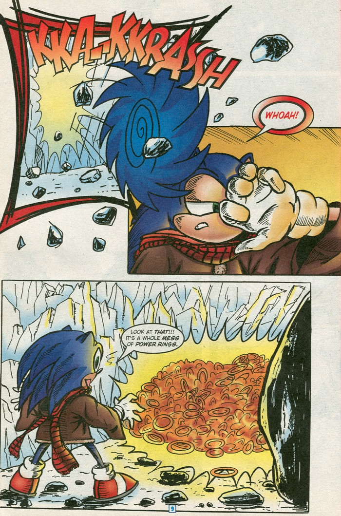 Read online Sonic Super Special comic -  Issue #15 - Naugus games - 12