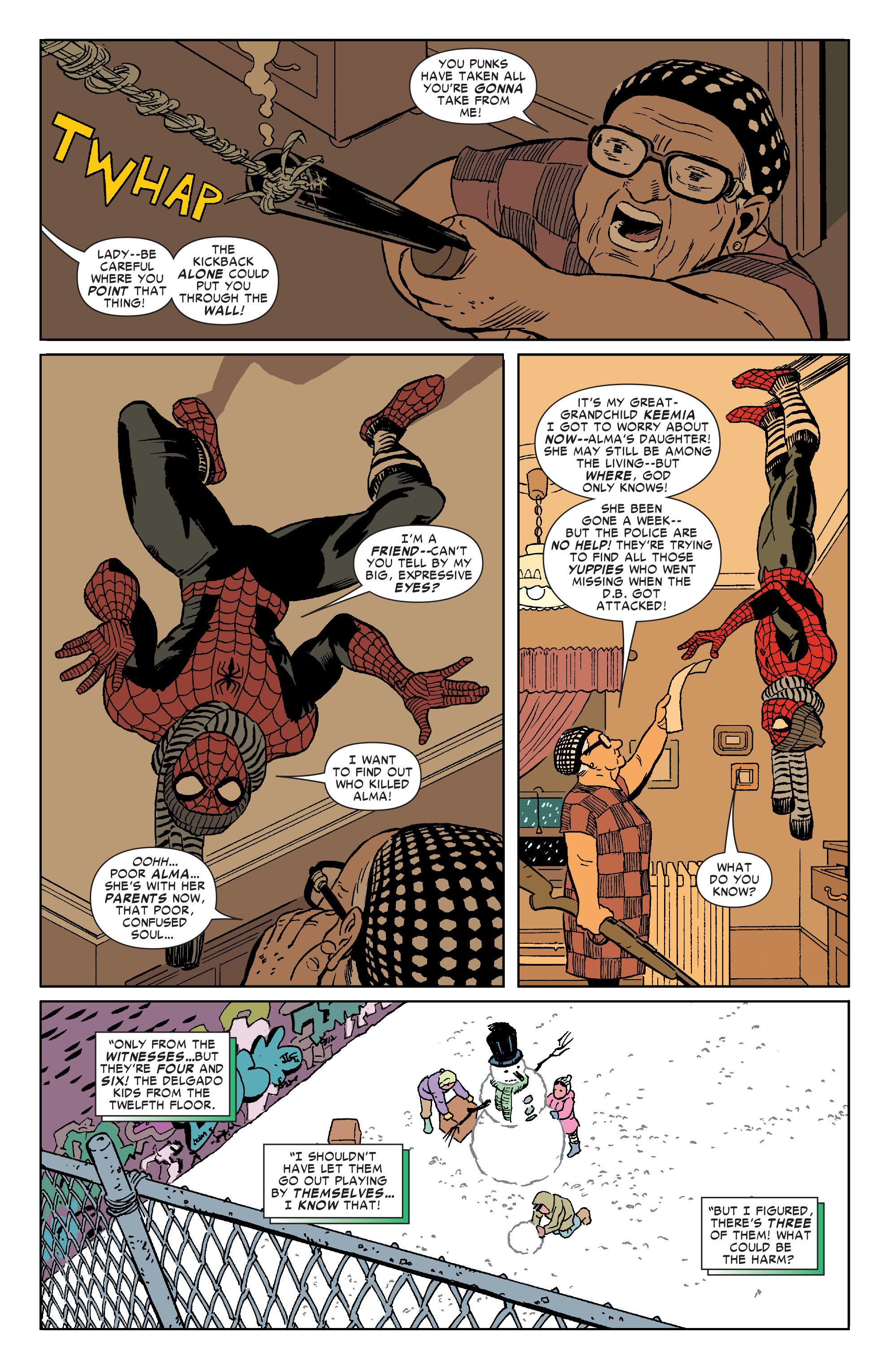 The Amazing Spider-Man (1963) 615 Page 11