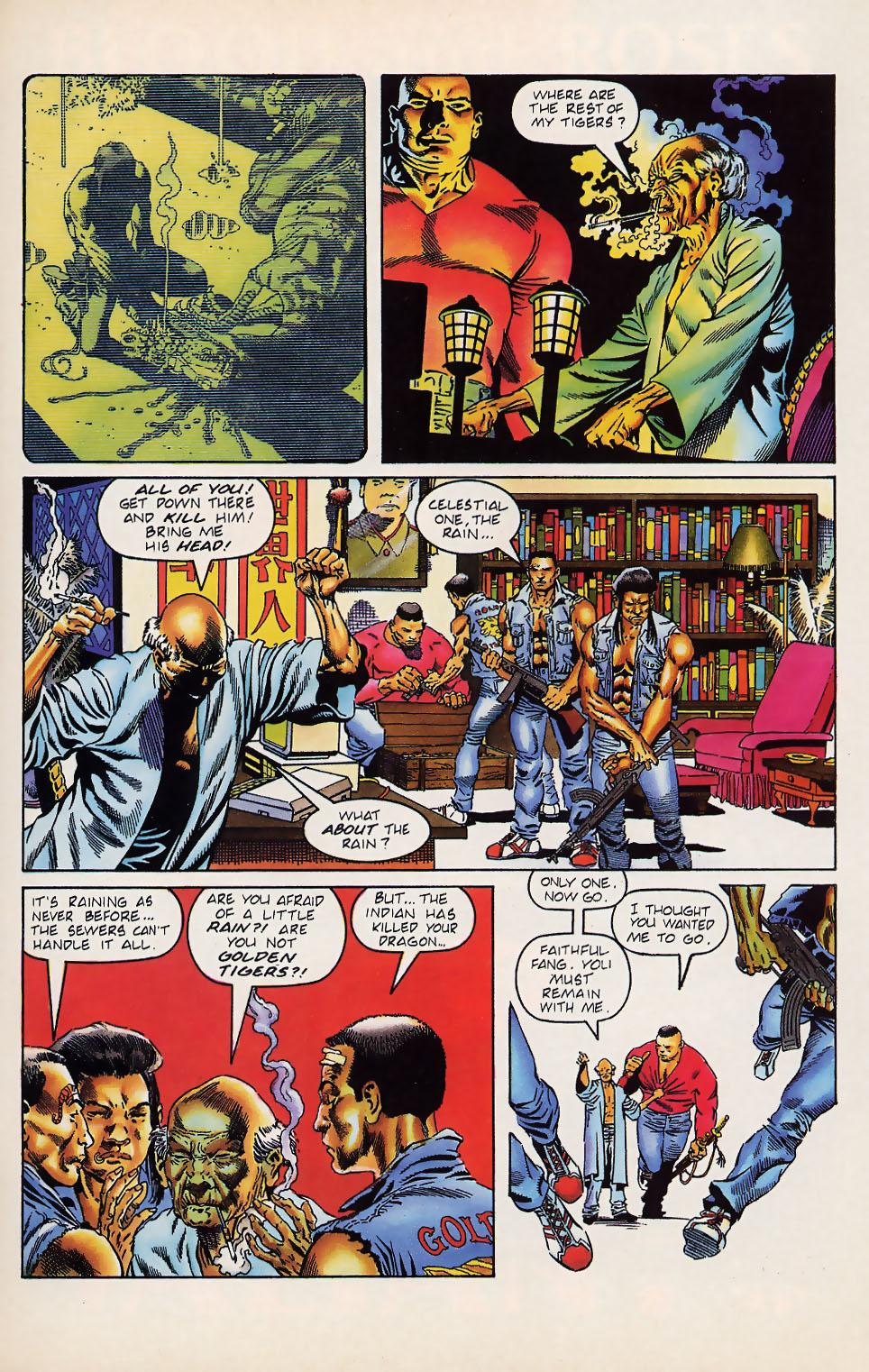 Read online Turok, Dinosaur Hunter (1993) comic -  Issue #12 - 8