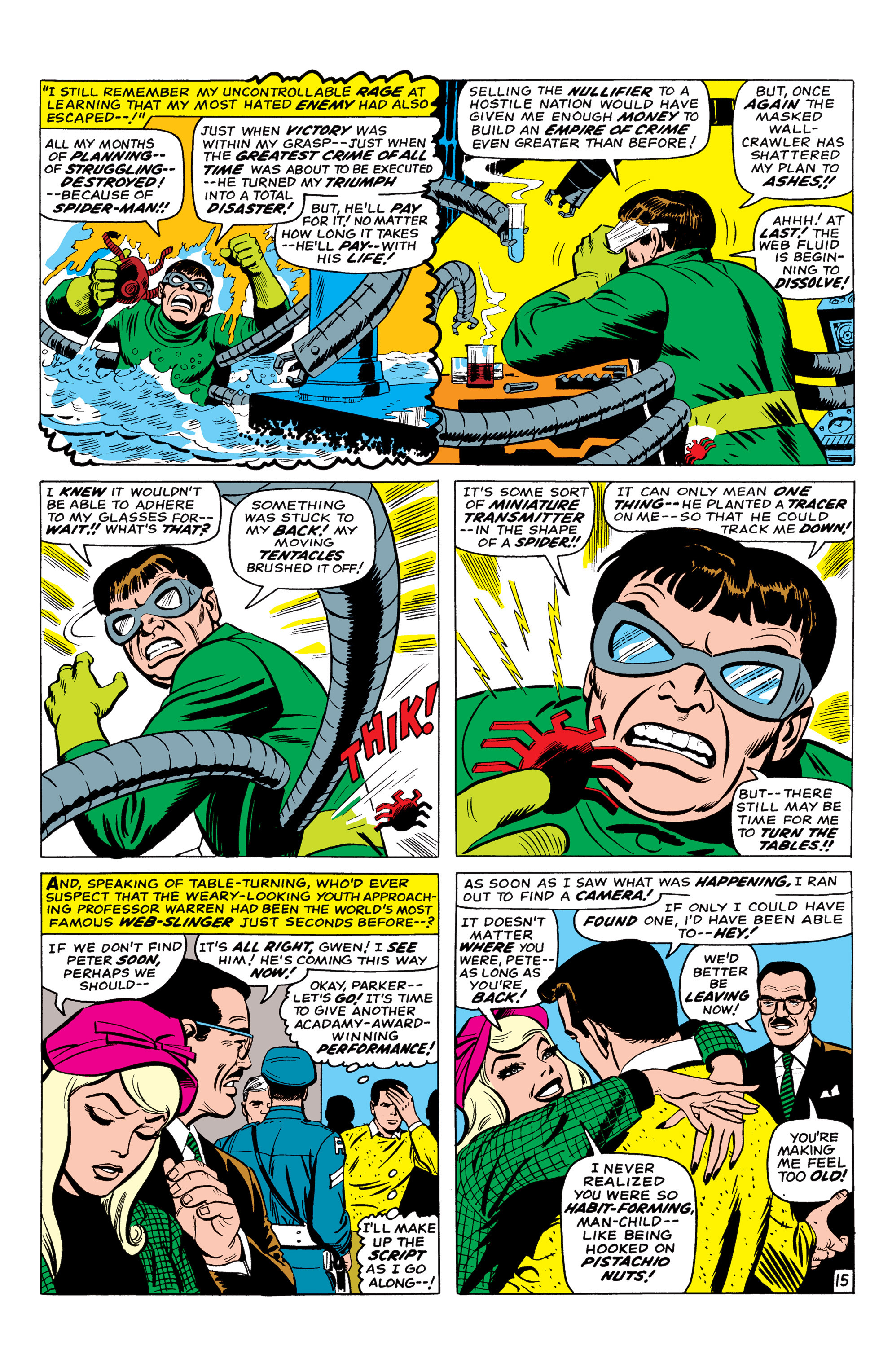 The Amazing Spider-Man (1963) 53 Page 15