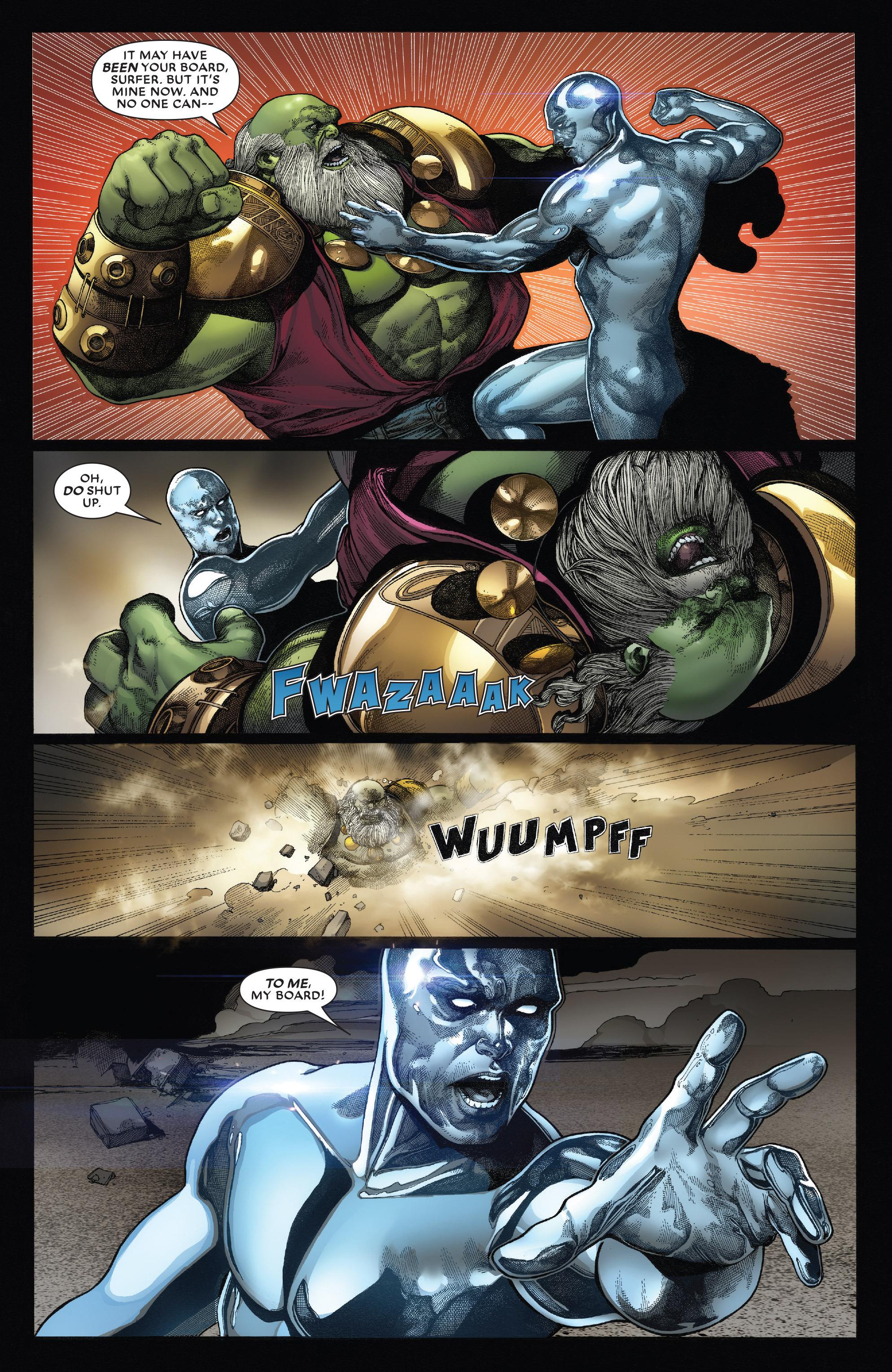 Read online Secret Wars: Battleworld comic -  Issue #4 - 18