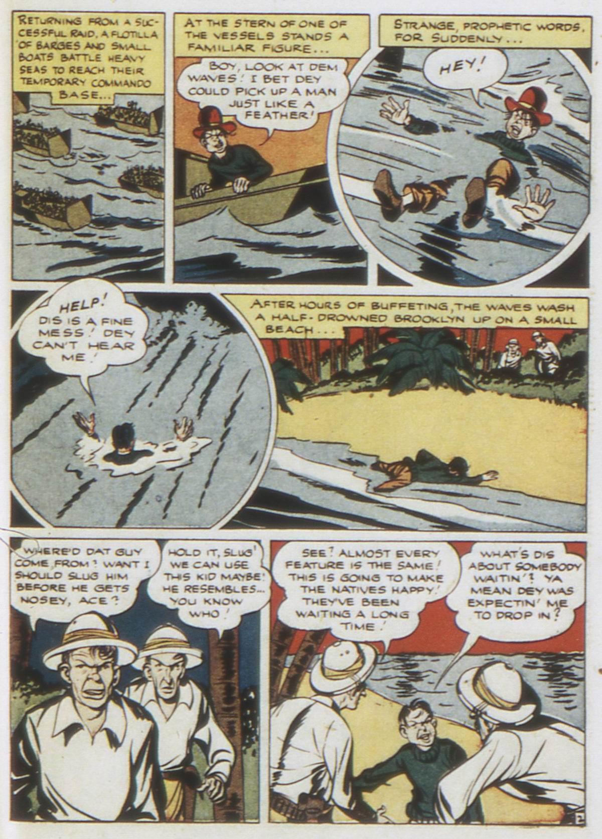 Read online Detective Comics (1937) comic -  Issue #87 - 47