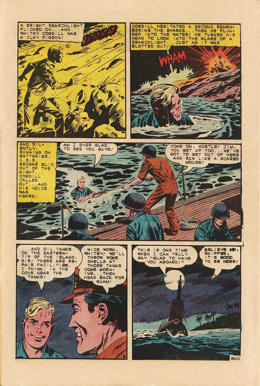 Read online Fightin' Navy comic -  Issue #121 - 25