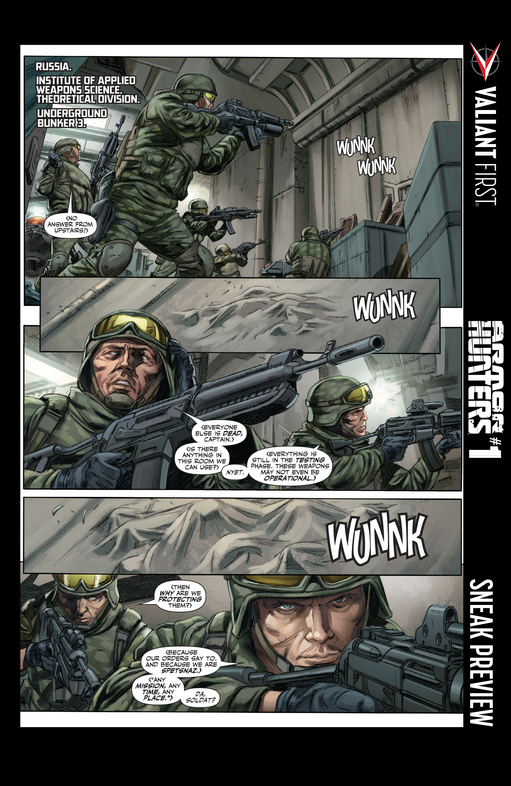 Read online Bloodshot and H.A.R.D.Corps comic -  Issue #21 - 28
