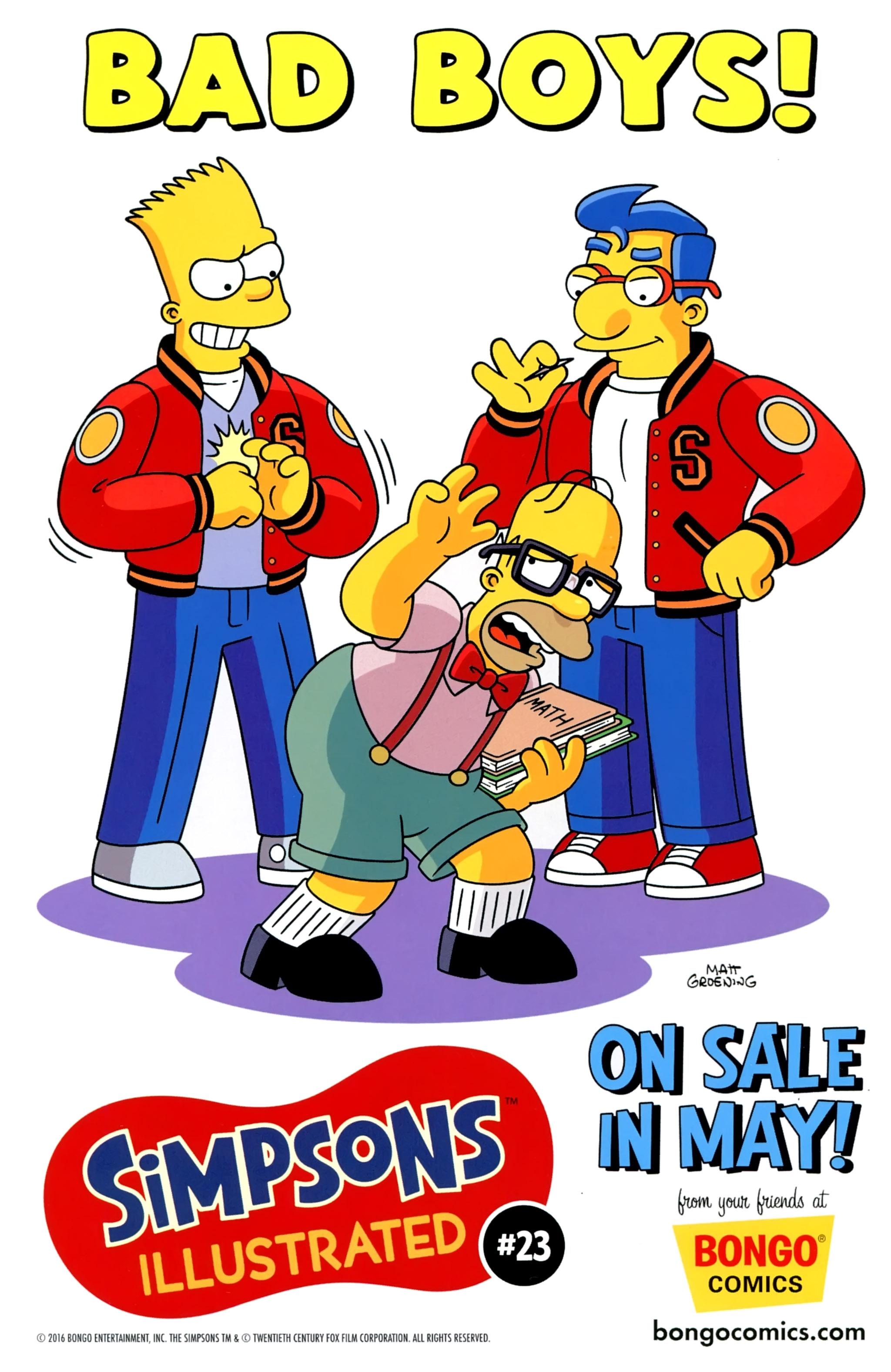 Read online Simpsons Comics comic -  Issue #229 - 15