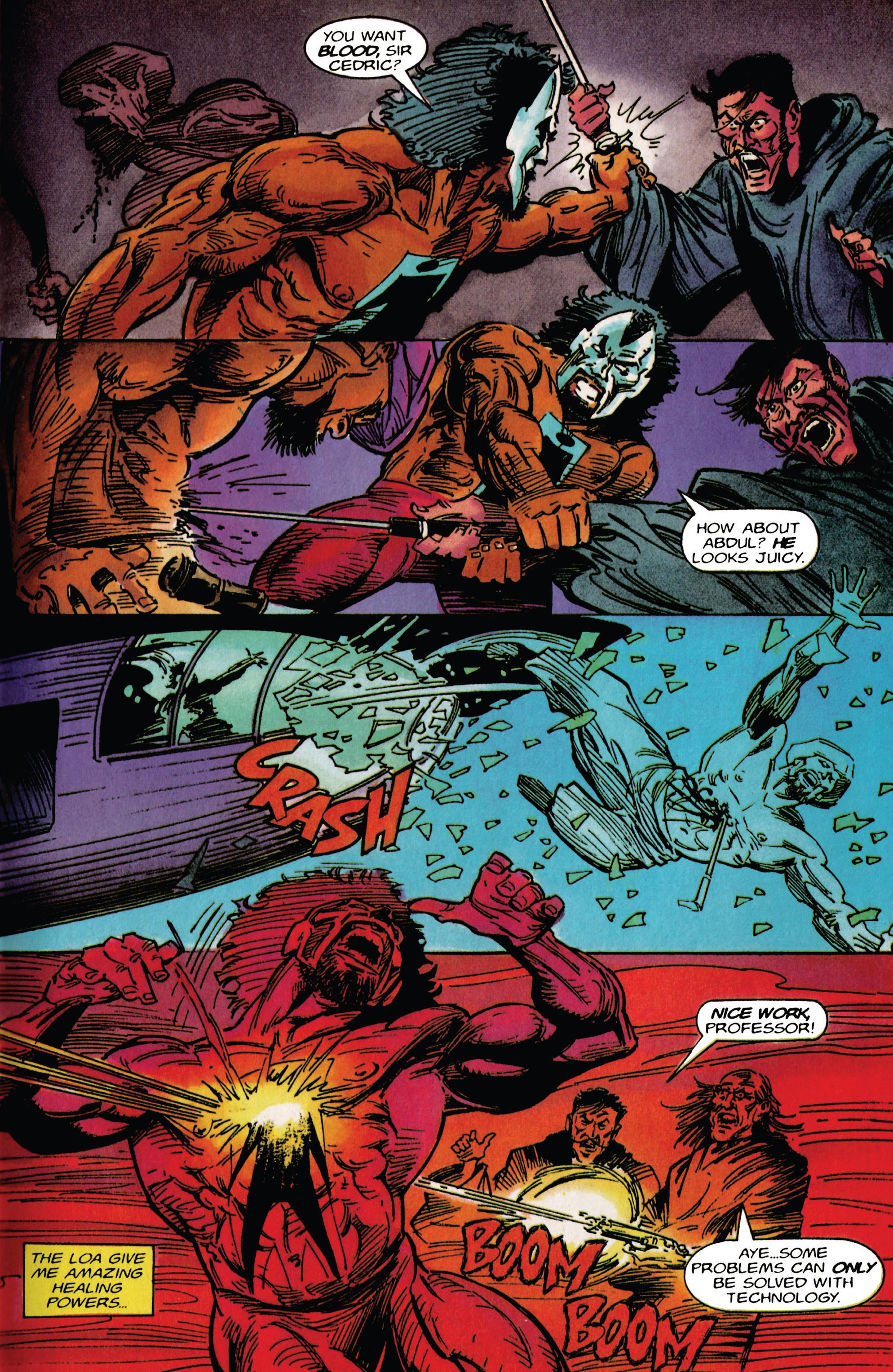 Read online Shadowman (1992) comic -  Issue # _TPB 1 - 39