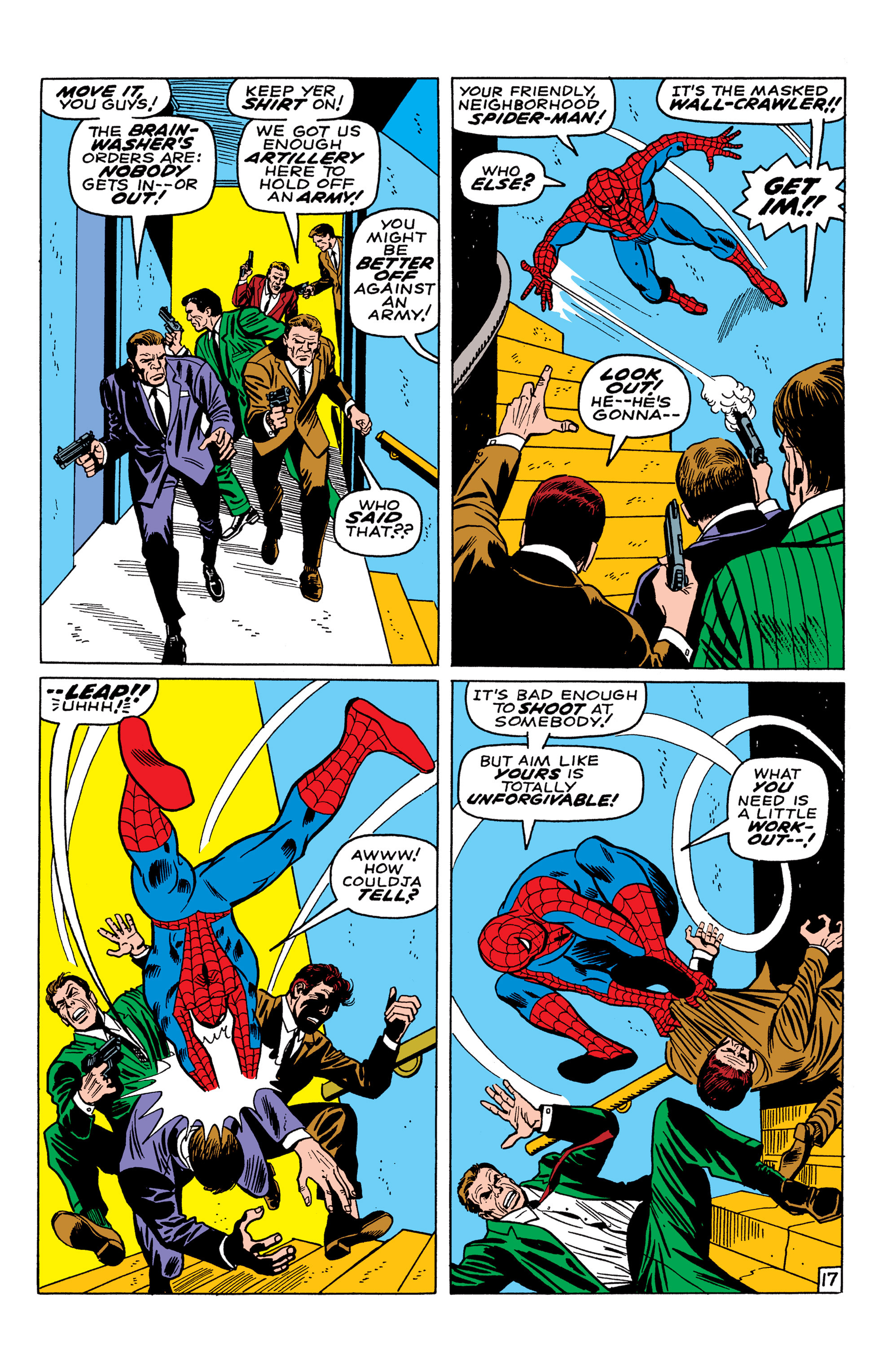 The Amazing Spider-Man (1963) 59 Page 17