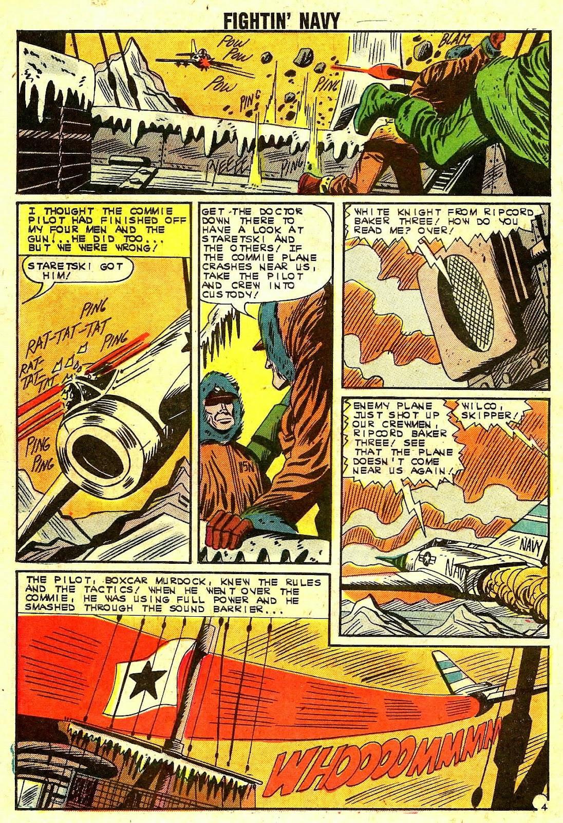 Read online Fightin' Navy comic -  Issue #109 - 18