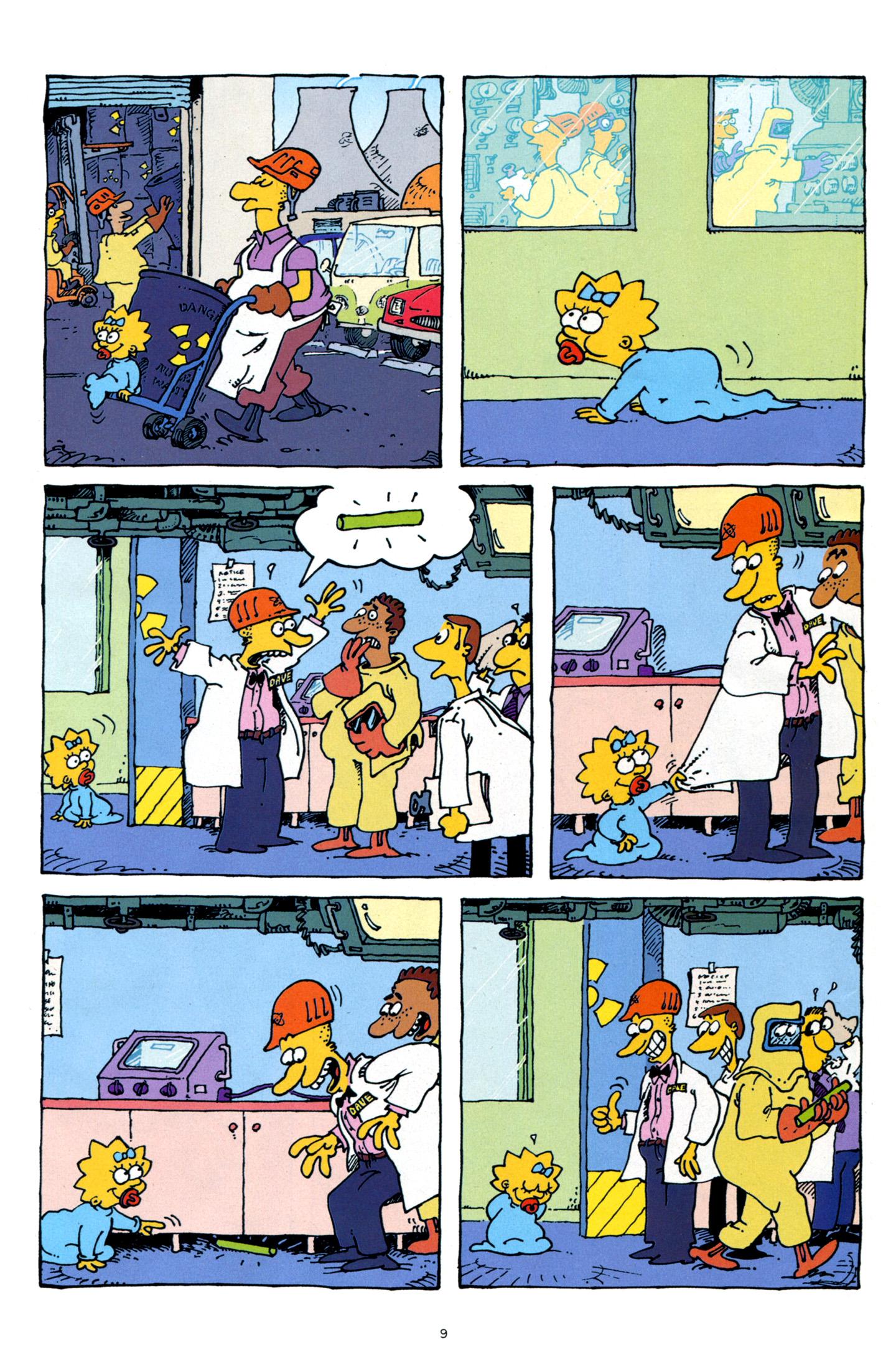 Read online Simpsons Comics Presents Bart Simpson comic -  Issue #66 - 13