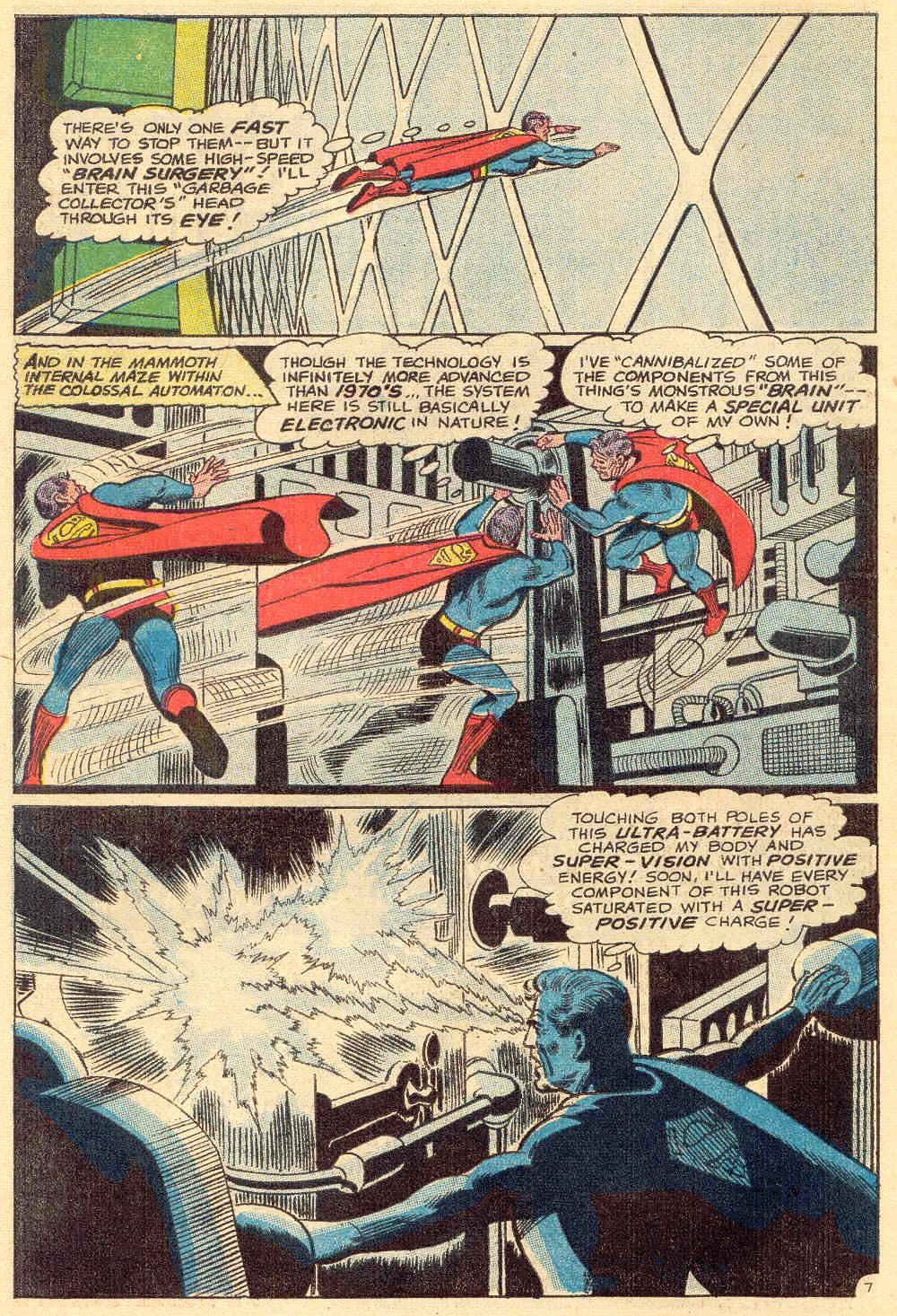 Read online Action Comics (1938) comic -  Issue #387 - 10