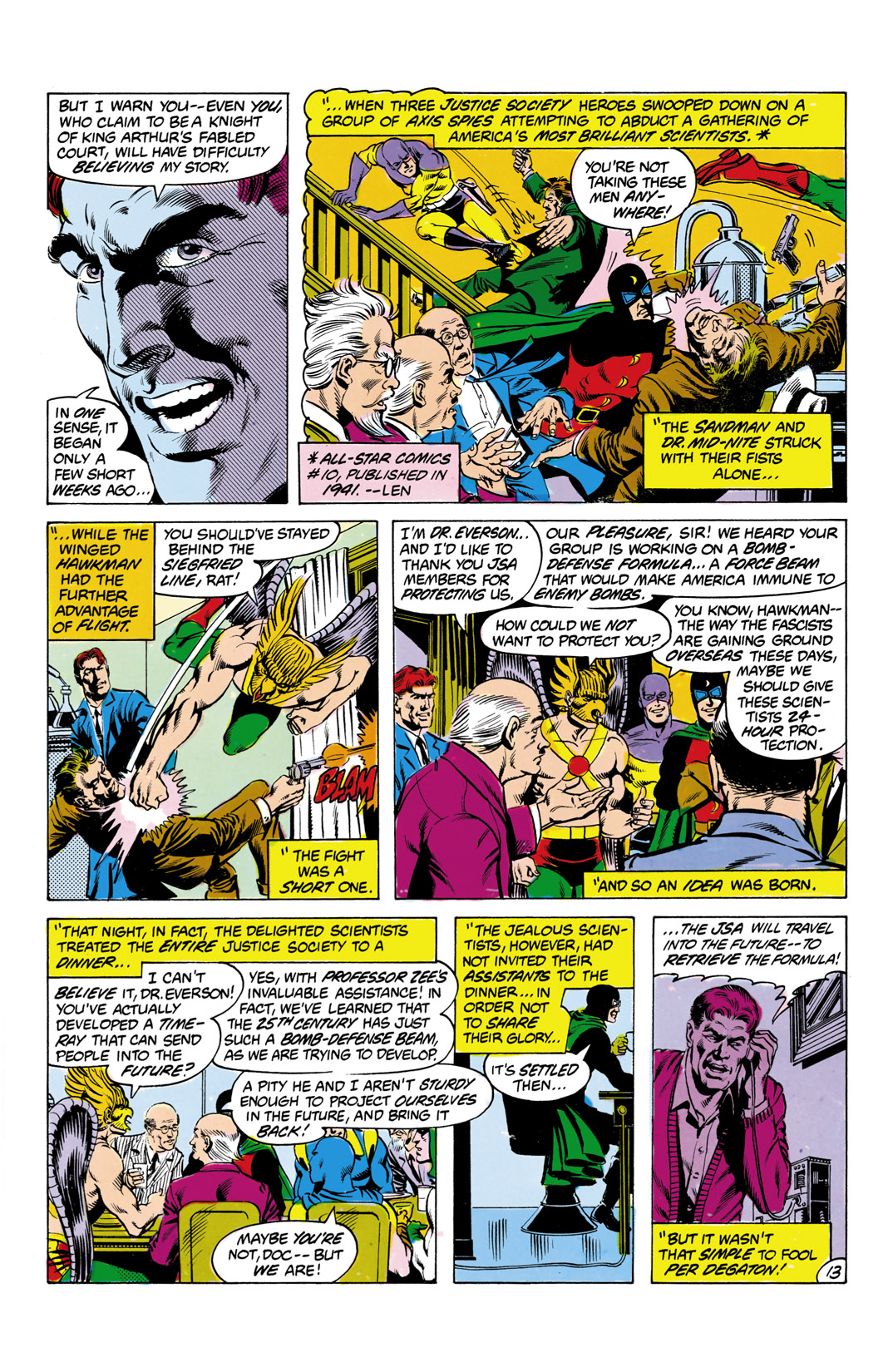 Read online All-Star Squadron comic -  Issue #2 - 14
