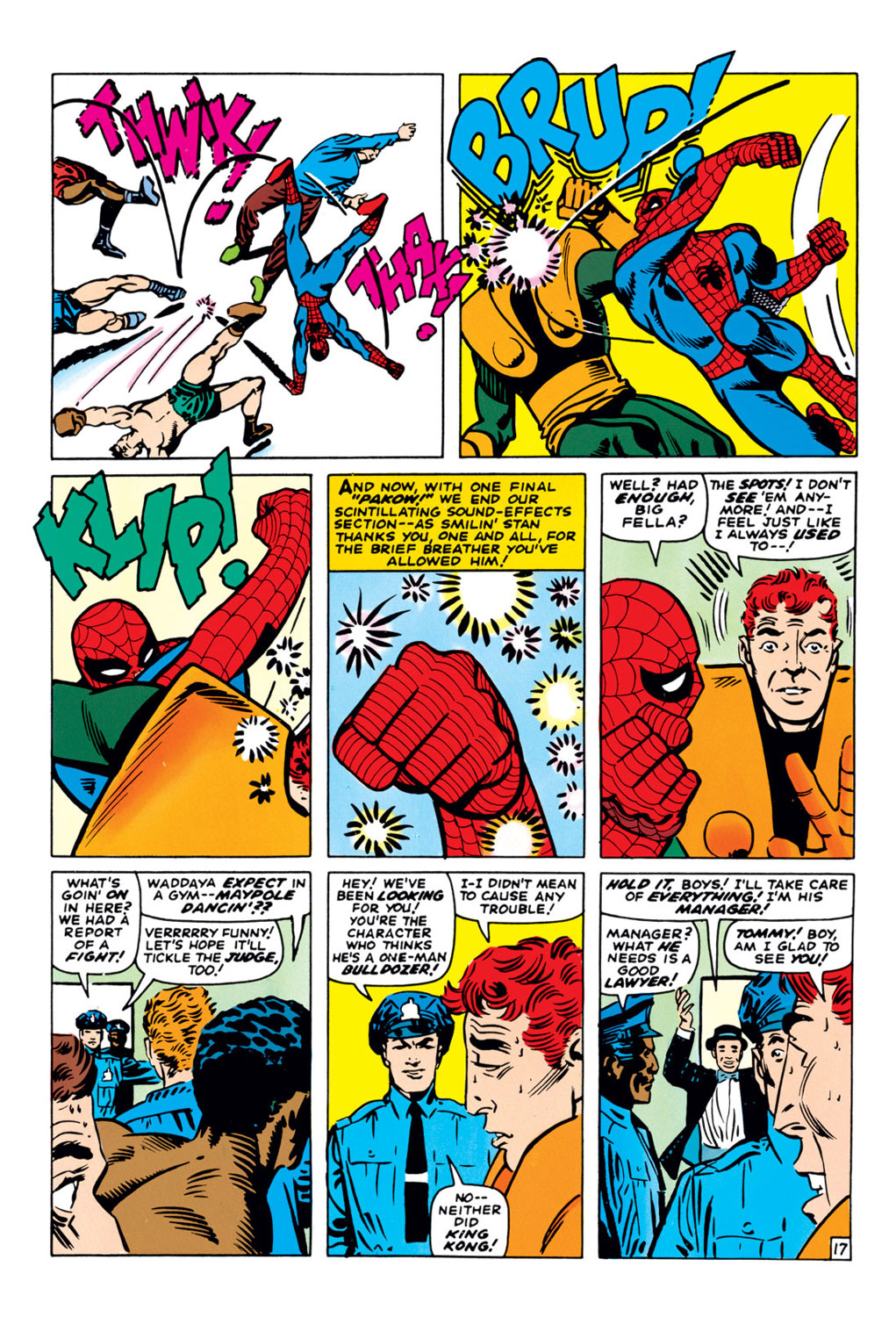 The Amazing Spider-Man (1963) 38 Page 17