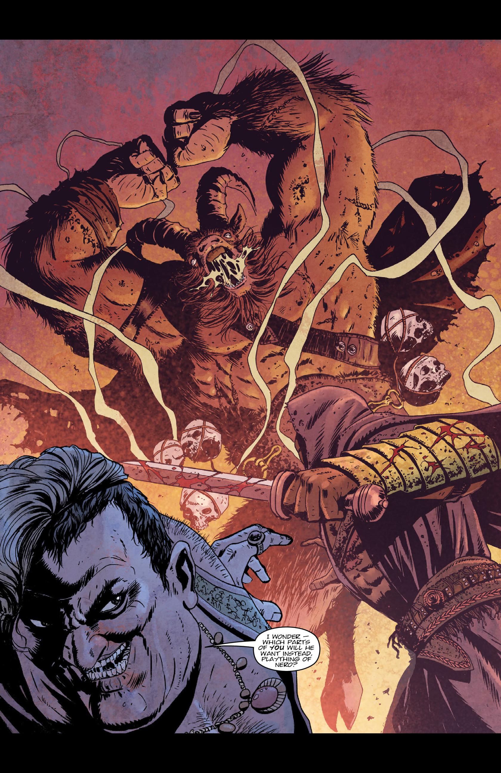 Read online Aquila comic -  Issue #3 - 31