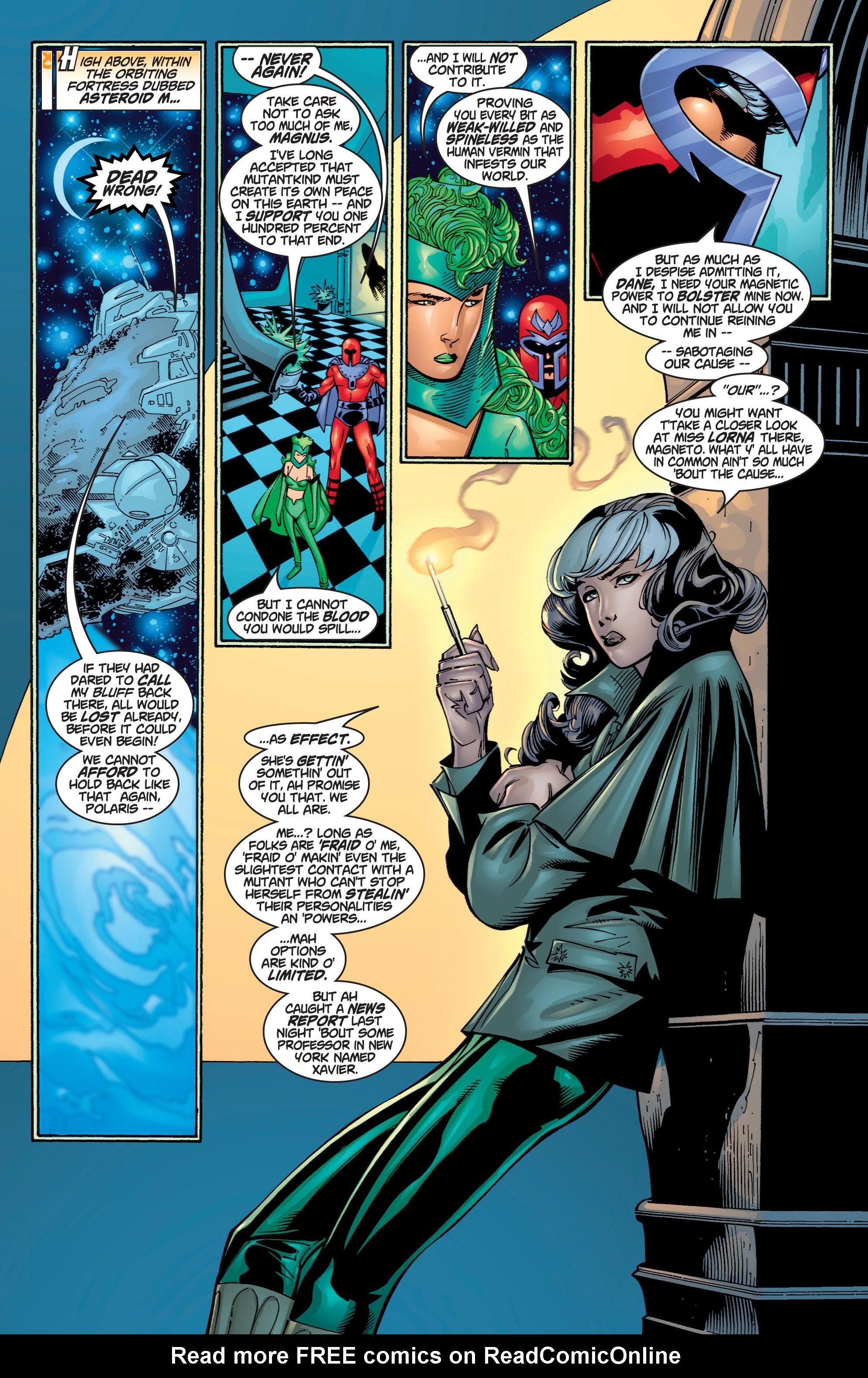 Read online Uncanny X-Men (1963) comic -  Issue #378 - 8