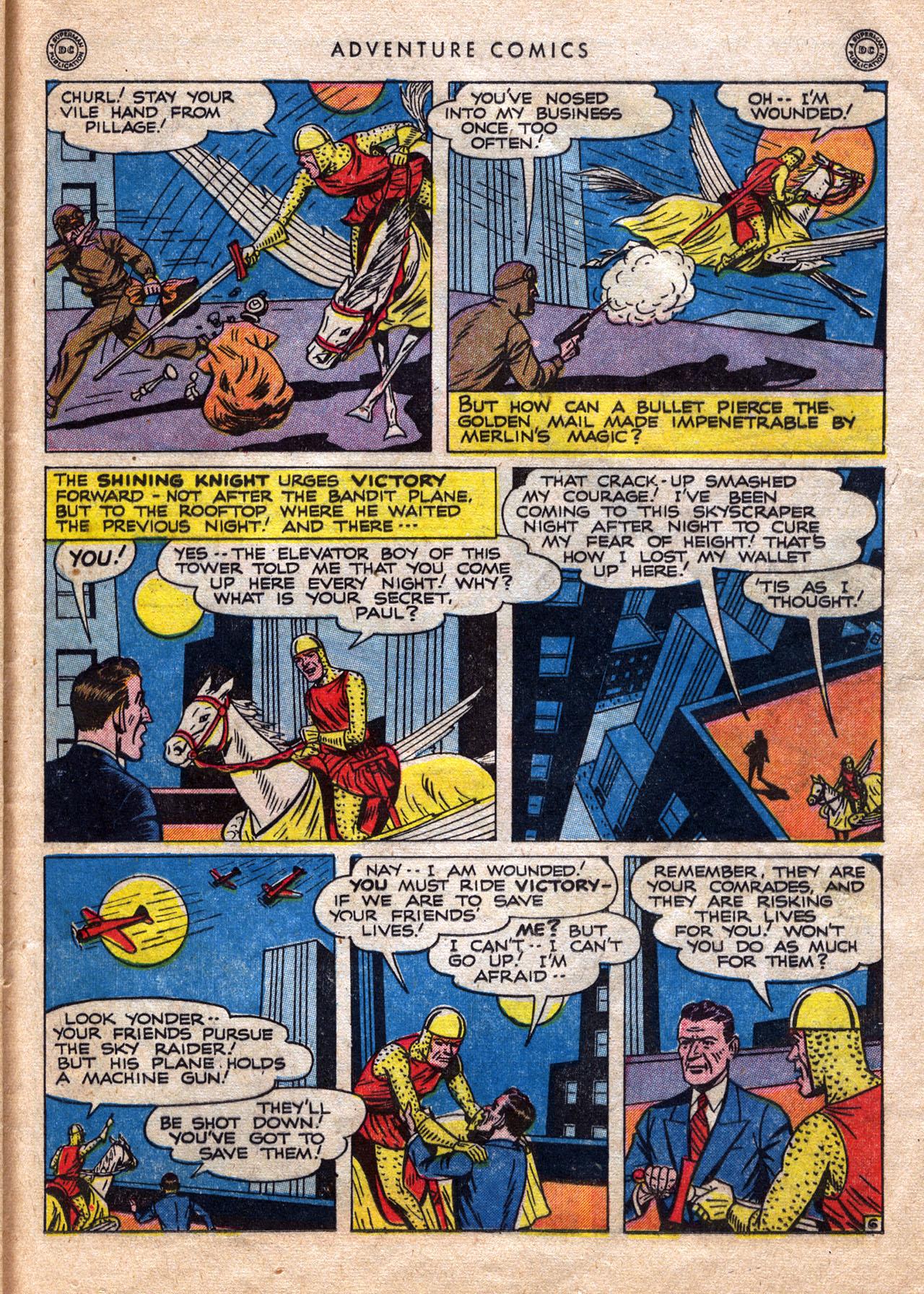 Read online Adventure Comics (1938) comic -  Issue #120 - 37