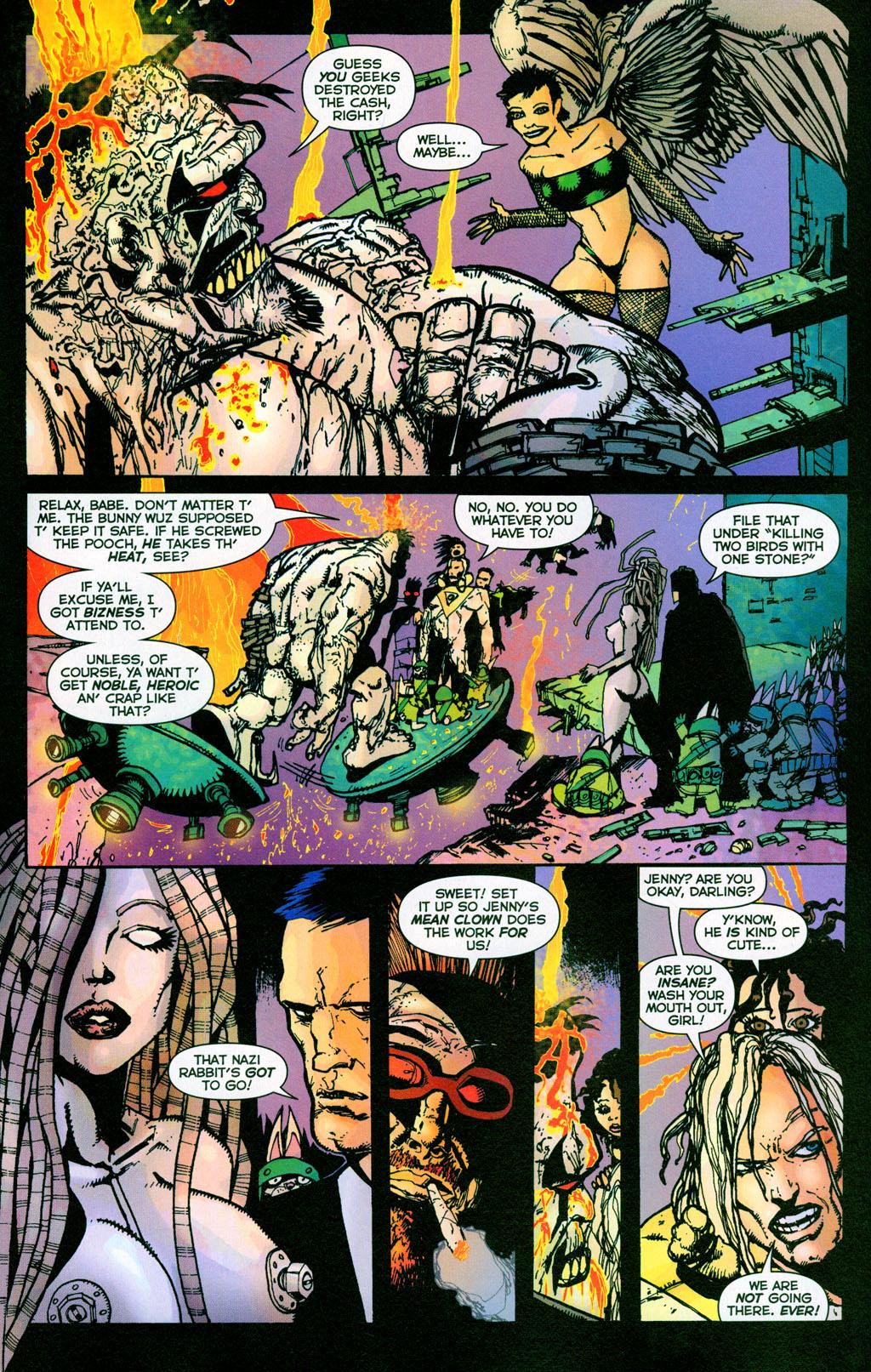 Read online The Authority/Lobo: Spring Break Massacre comic -  Issue # Full - 34