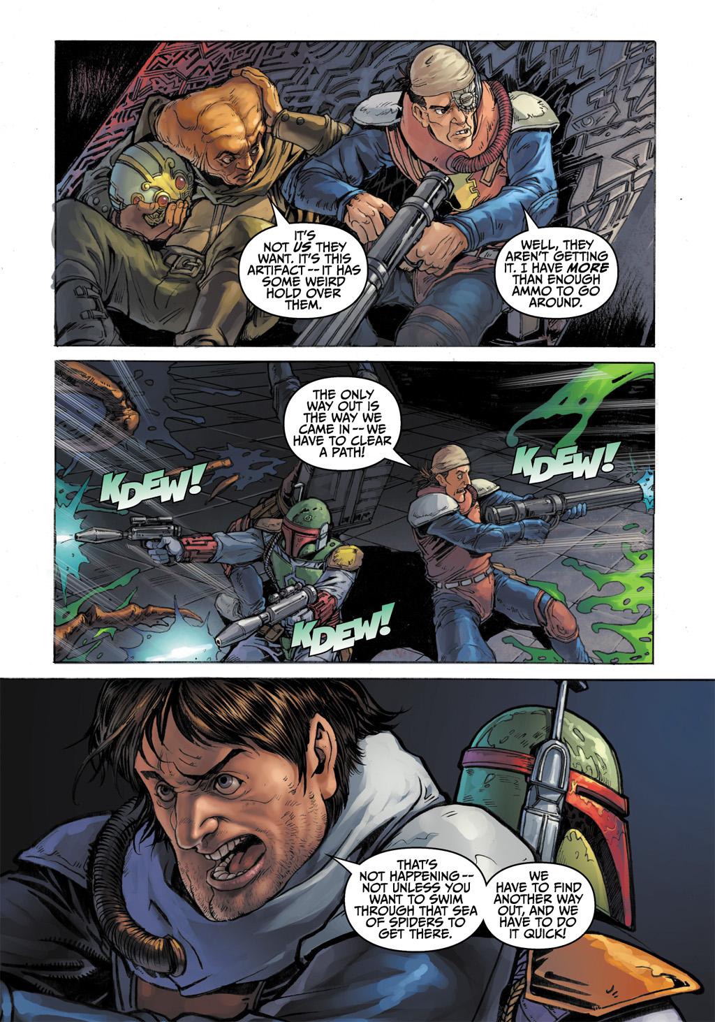 Read online Star Wars Omnibus comic -  Issue # Vol. 33 - 376