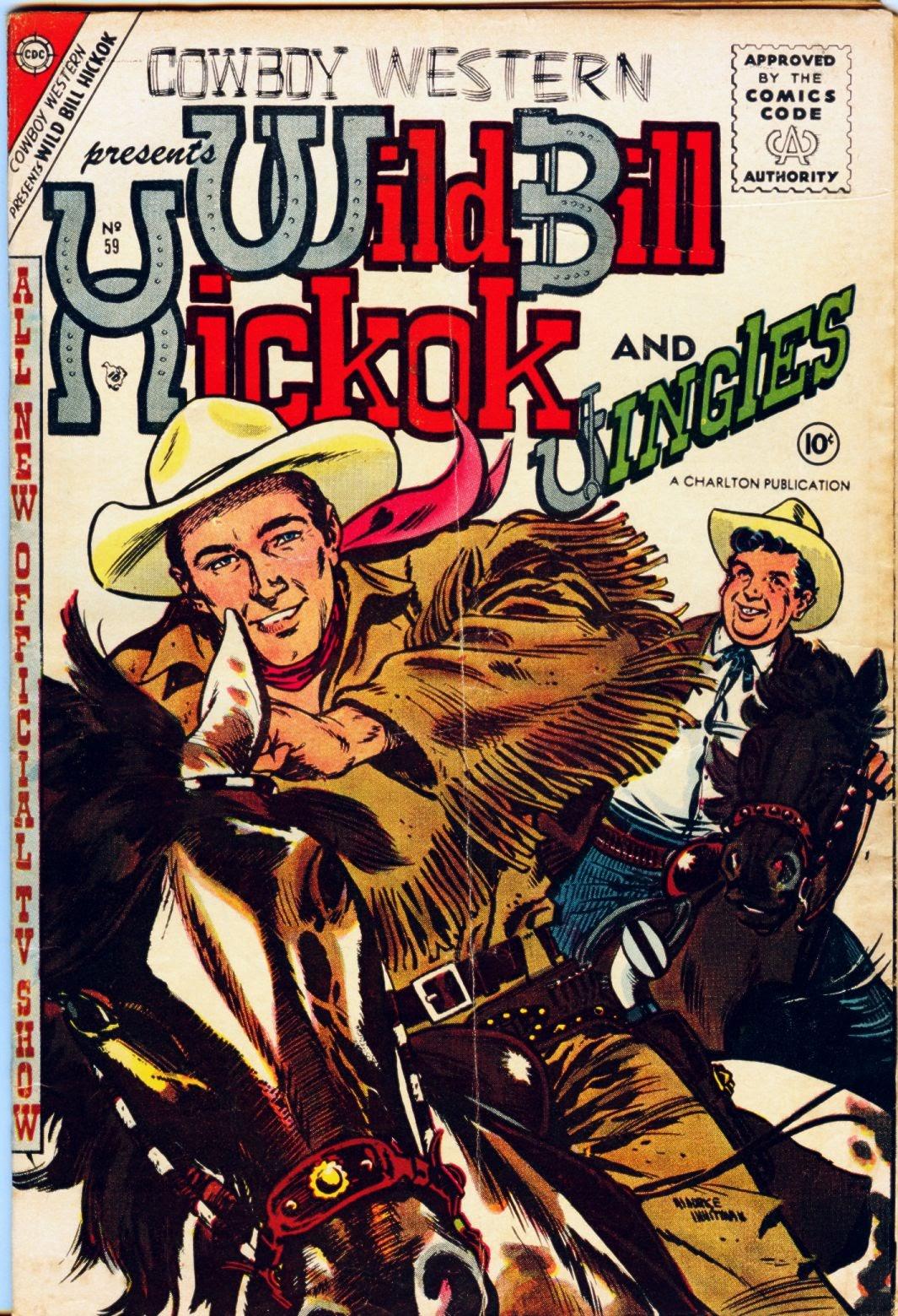 Cowboy Western 59 Page 1