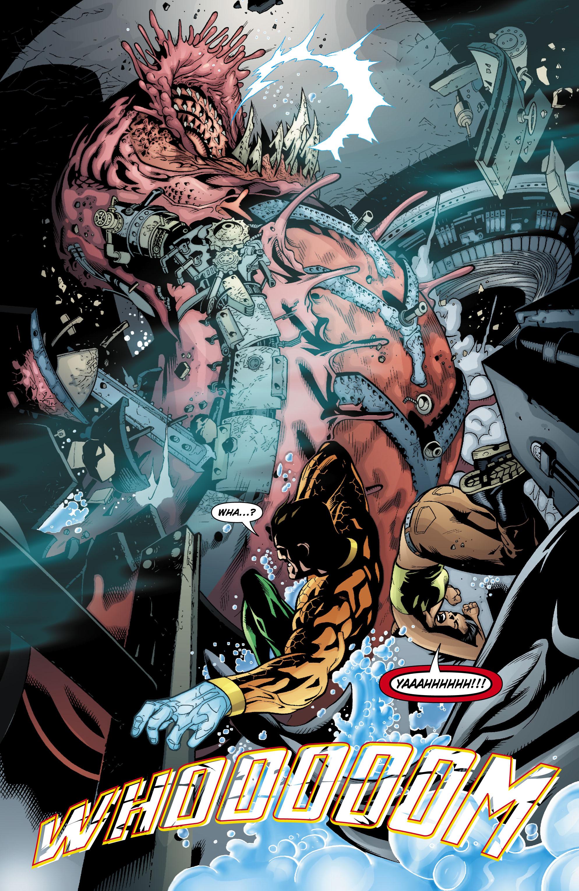 Read online Aquaman (2003) comic -  Issue #18 - 8