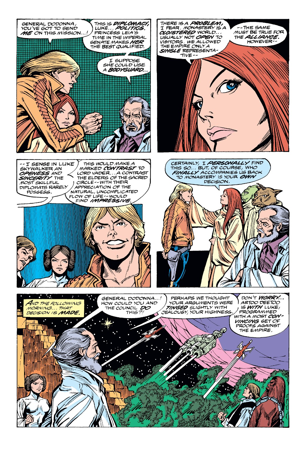 Read online Star Wars Legends: The Original Marvel Years - Epic Collection comic -  Issue # TPB 2 (Part 3) - 50