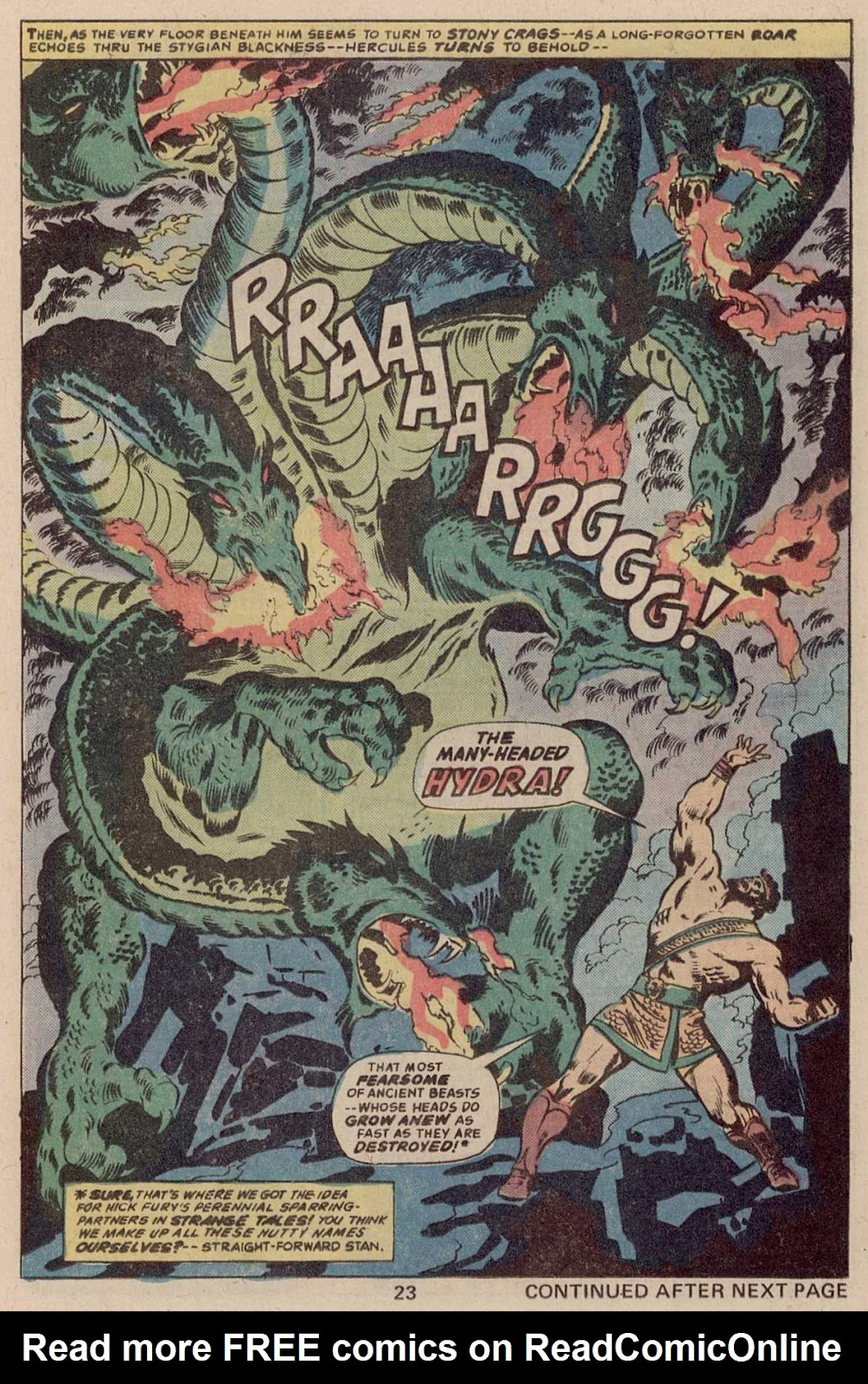 Marvel Triple Action (1972) issue 35 - Page 25