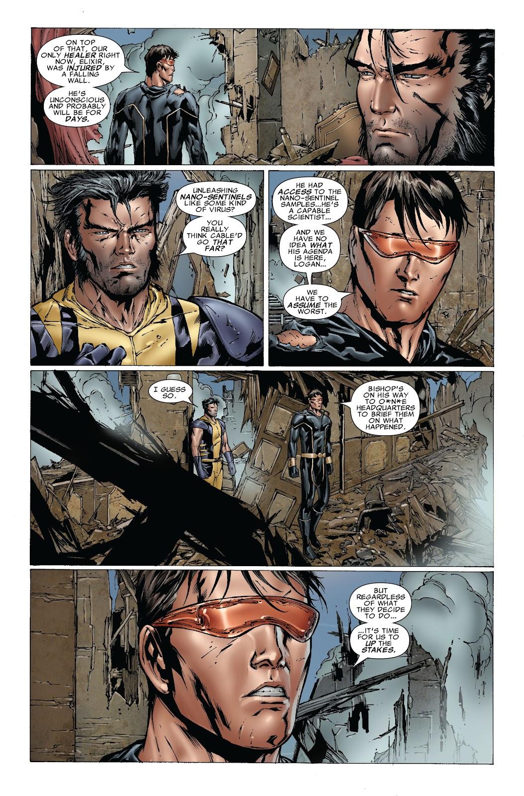 Uncanny X-Men (1963) issue 493 - Page 23